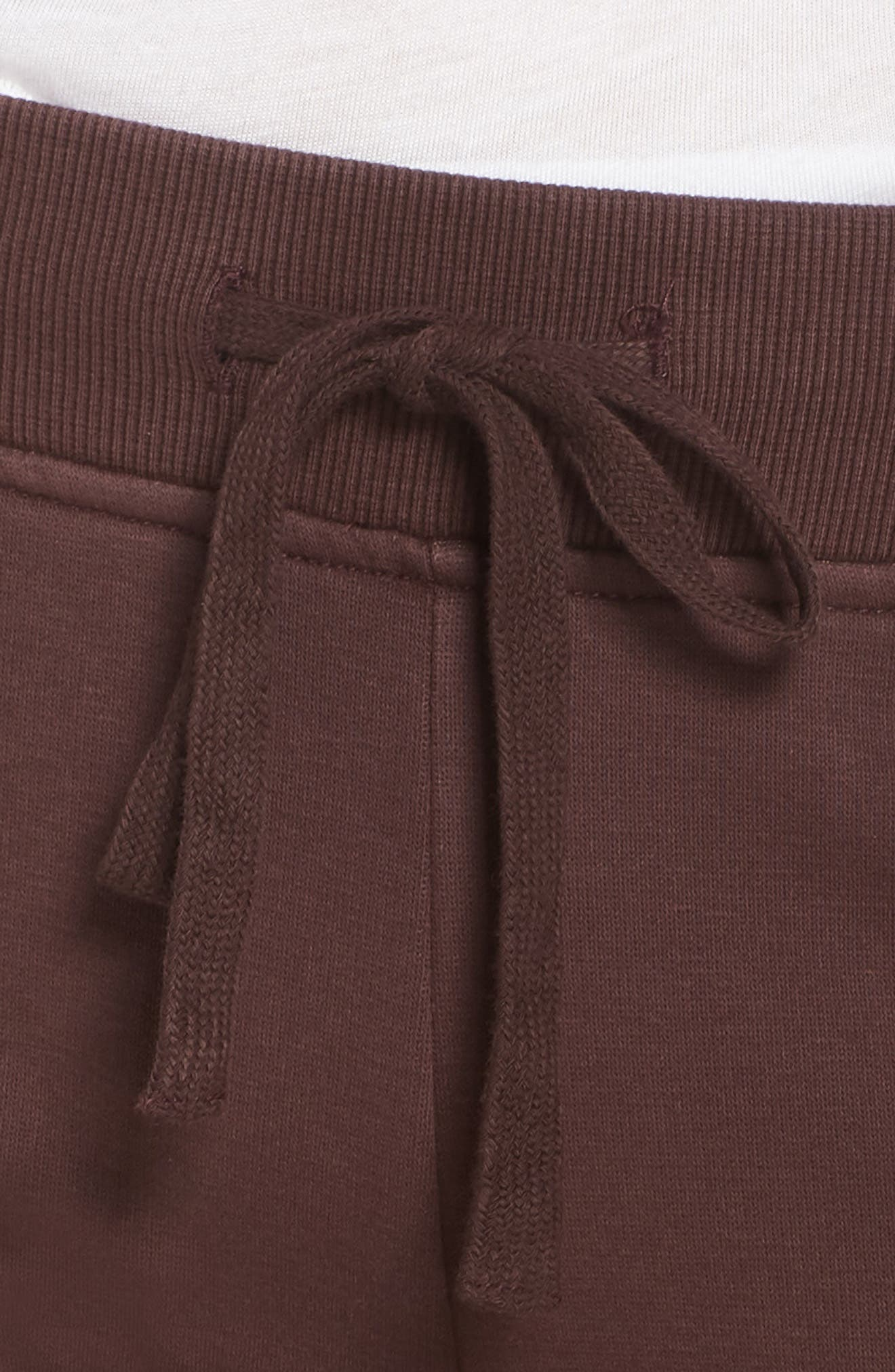 Penny Washed Lounge Pants,                             Alternate thumbnail 4, color,                             PORT