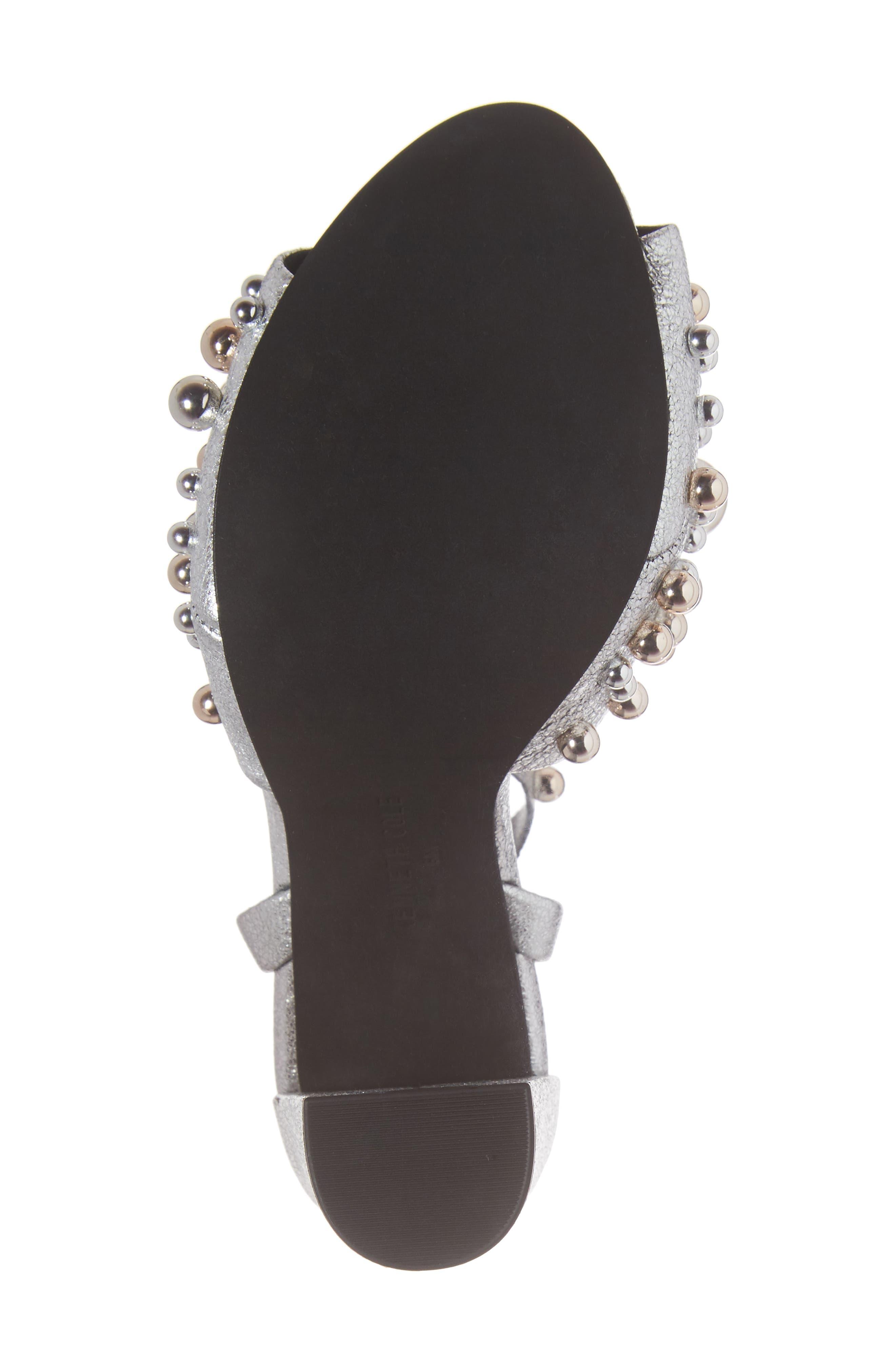 Dierdre Embellished Sandal,                             Alternate thumbnail 6, color,                             041