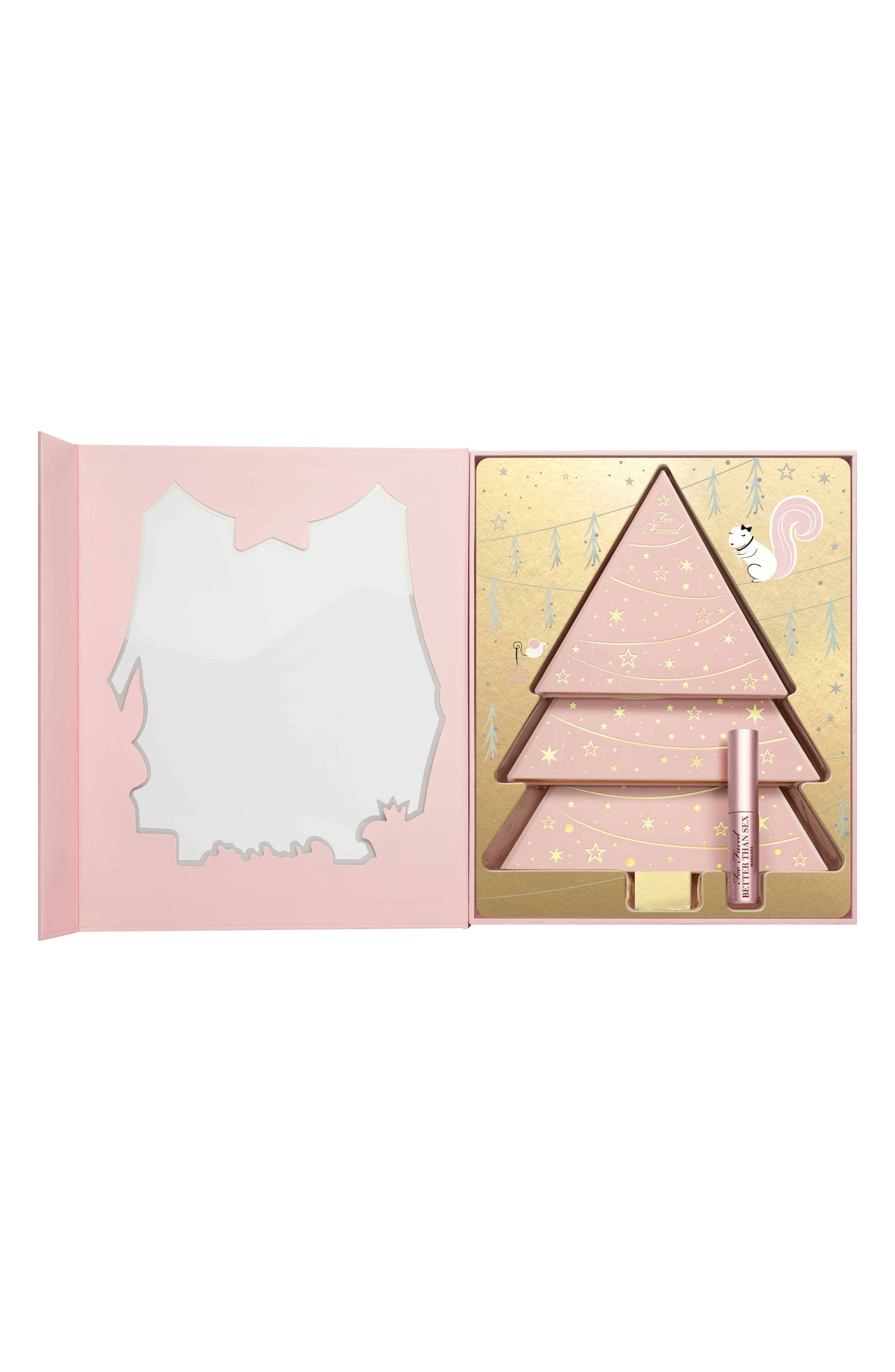 TOO FACED,                             Under The Christmas Tree Set,                             Alternate thumbnail 4, color,                             220