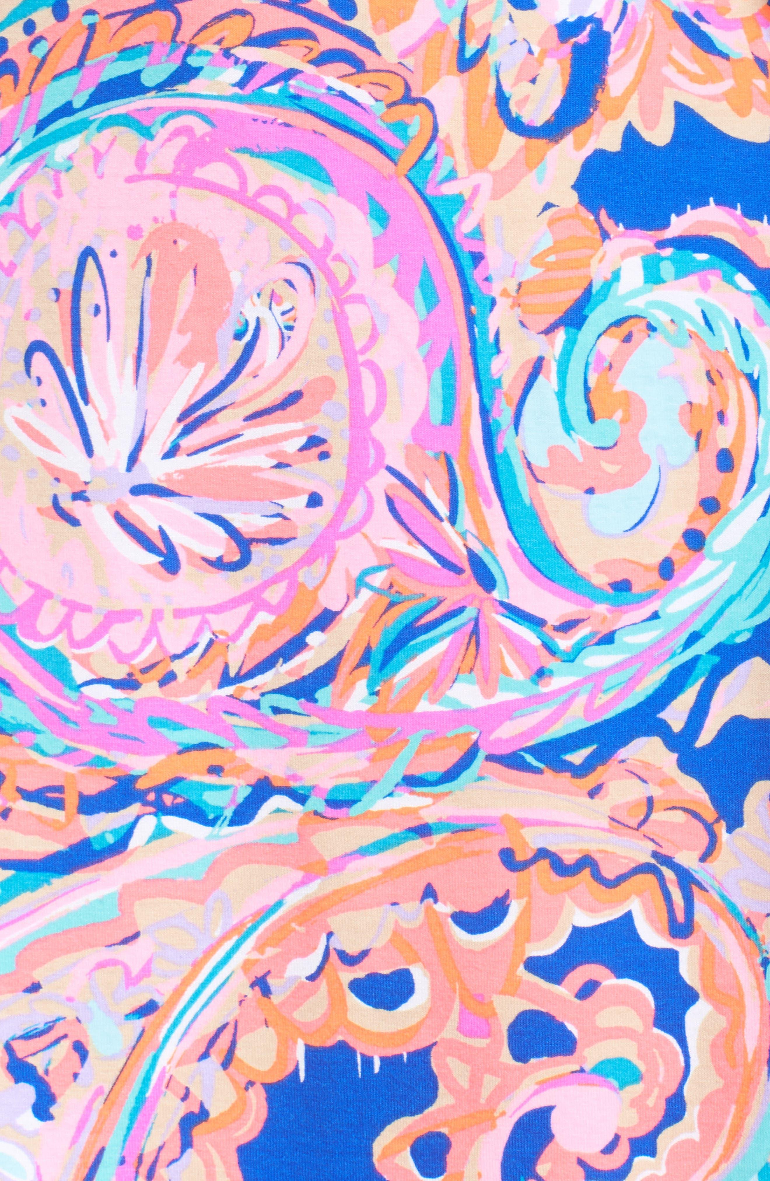 Karlie Wrap Romper,                             Alternate thumbnail 5, color,                             554