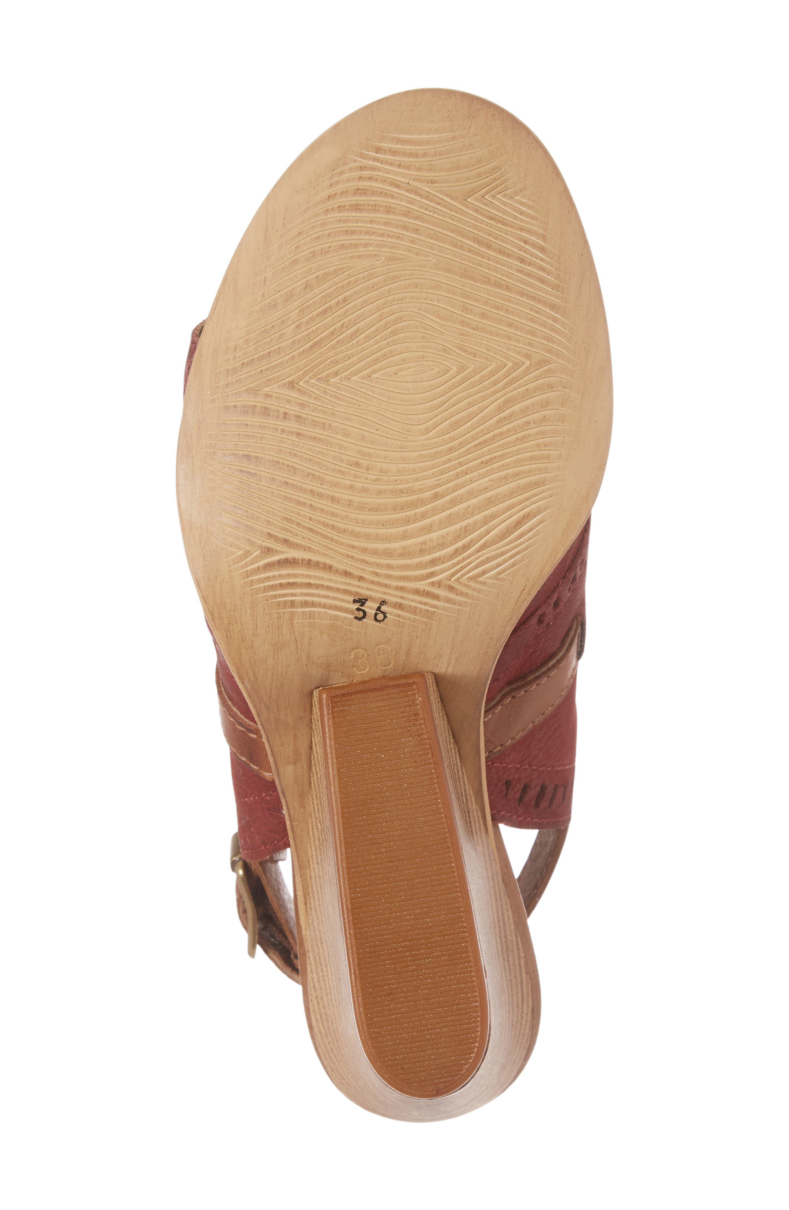 Kipling Perforated Sandal,                             Alternate thumbnail 22, color,