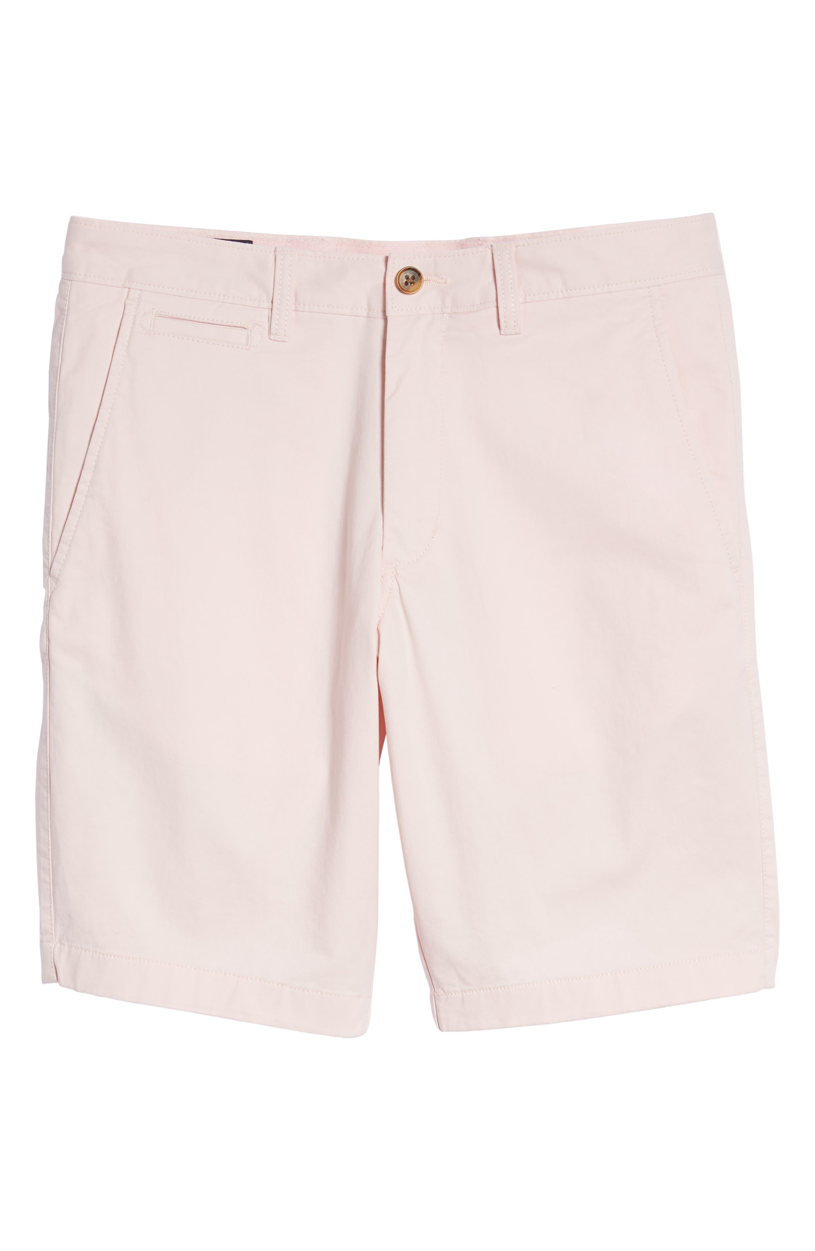 Ballard Slim Fit Stretch Chino 11-Inch Shorts,                             Alternate thumbnail 87, color,