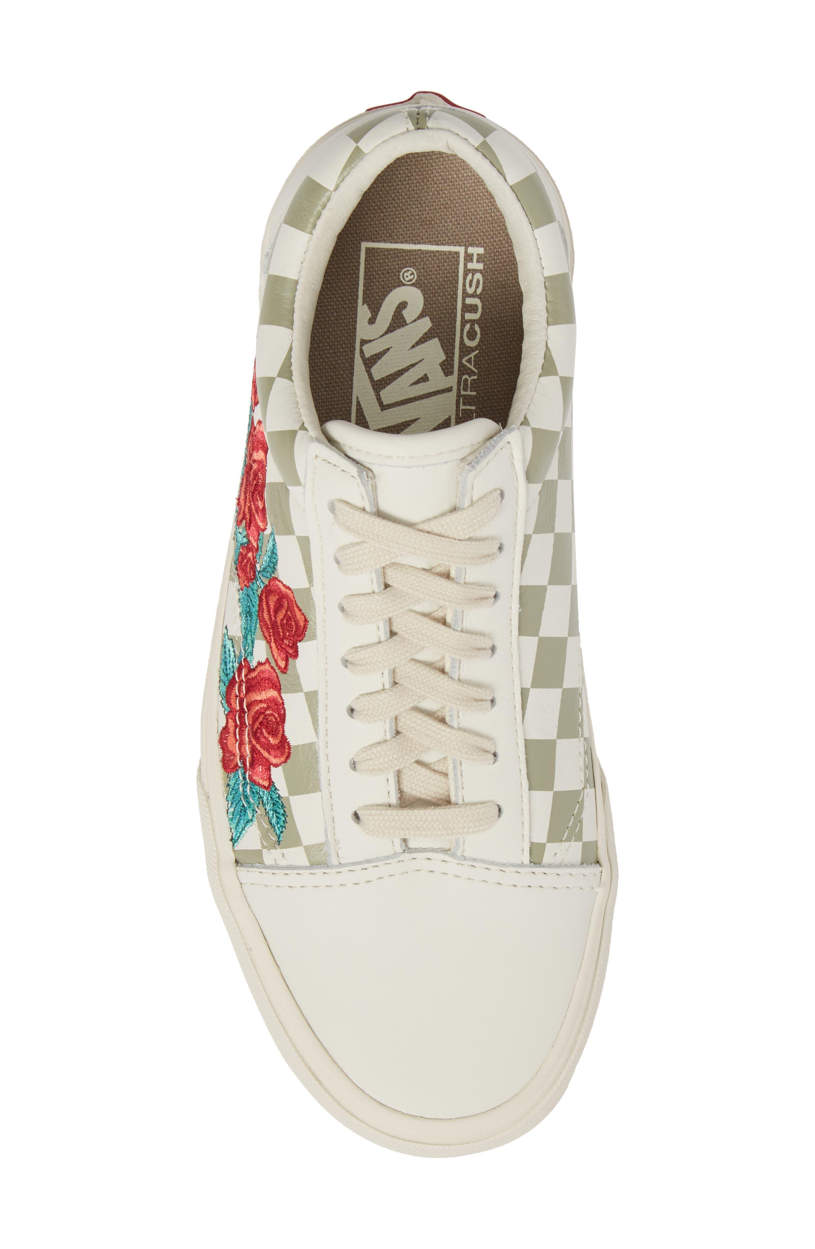 Old Skool 36 DX Sneaker,                             Alternate thumbnail 5, color,                             100