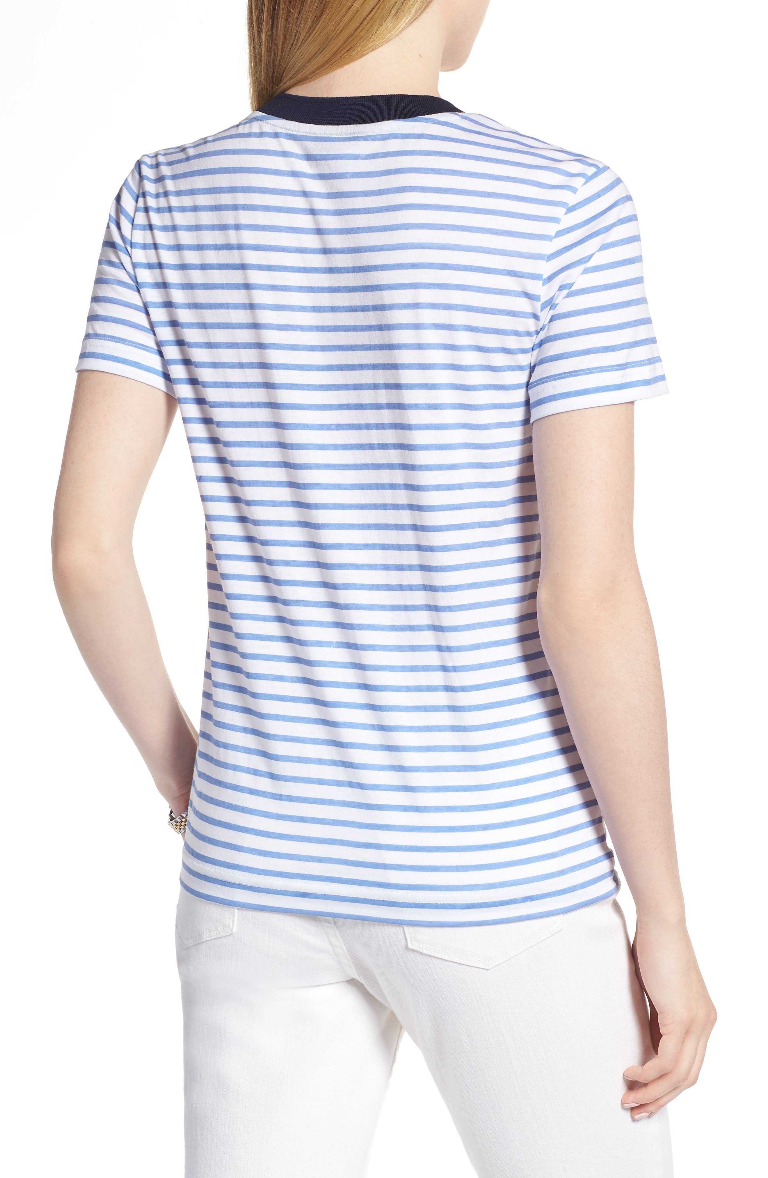 Nautical Graphic Tee,                             Alternate thumbnail 2, color,                             100