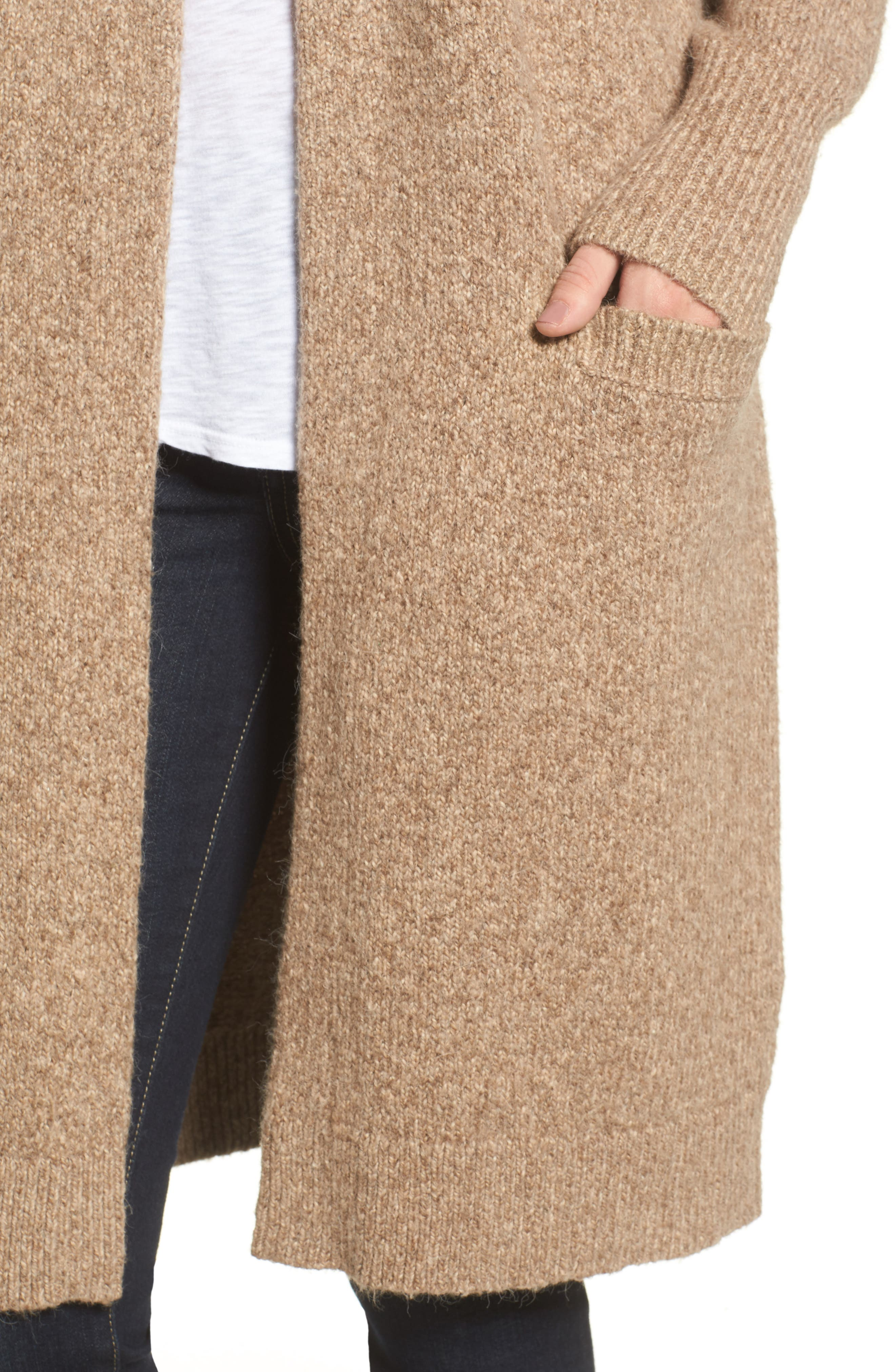 Open Front Cardigan,                             Alternate thumbnail 22, color,