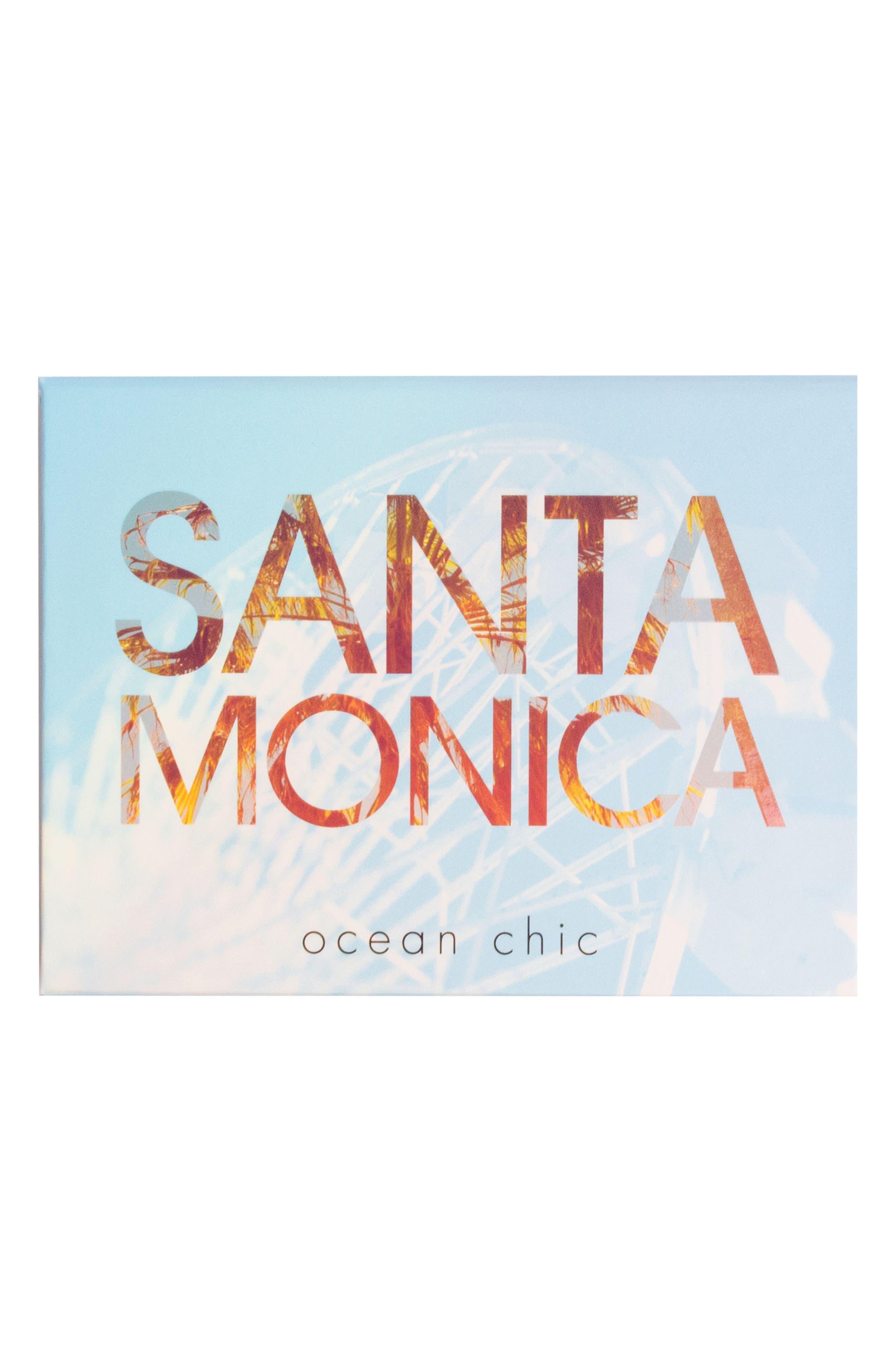 L.A. Experience Santa Monica Eye & Cheek Palette,                             Alternate thumbnail 3, color,                             NO COLOR