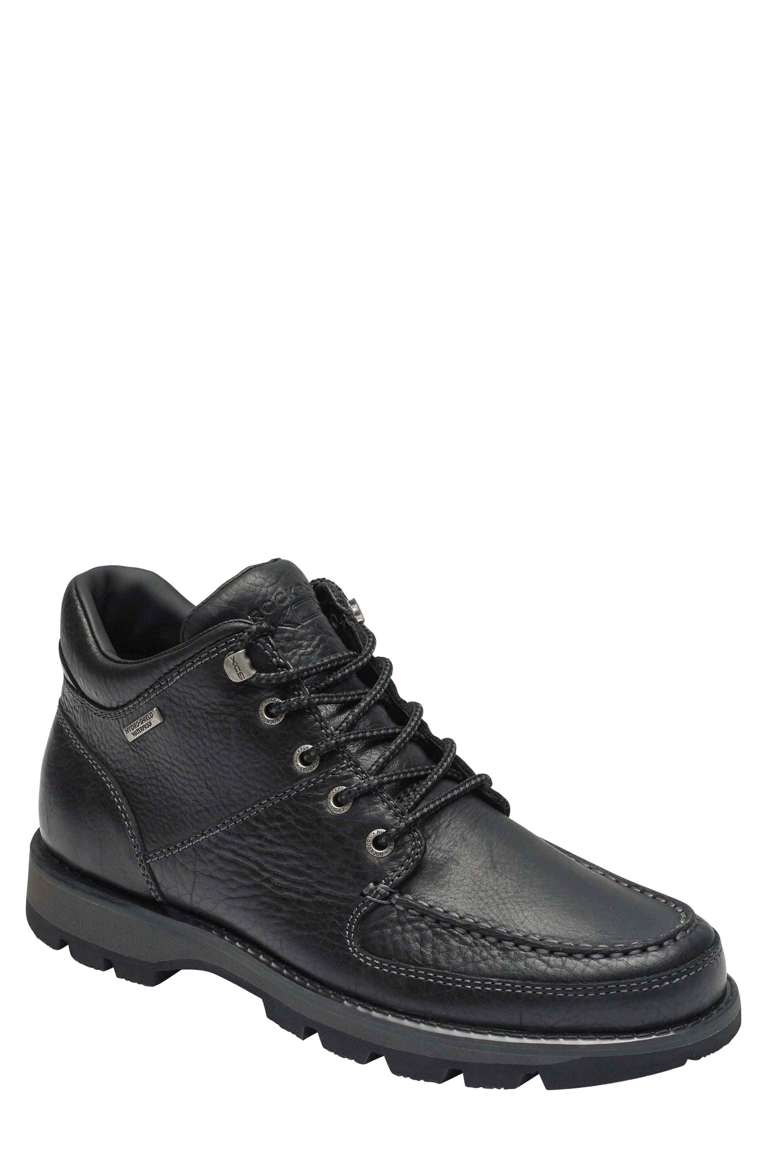 Rockport Umbwe Ii Waterproof Boot, Black