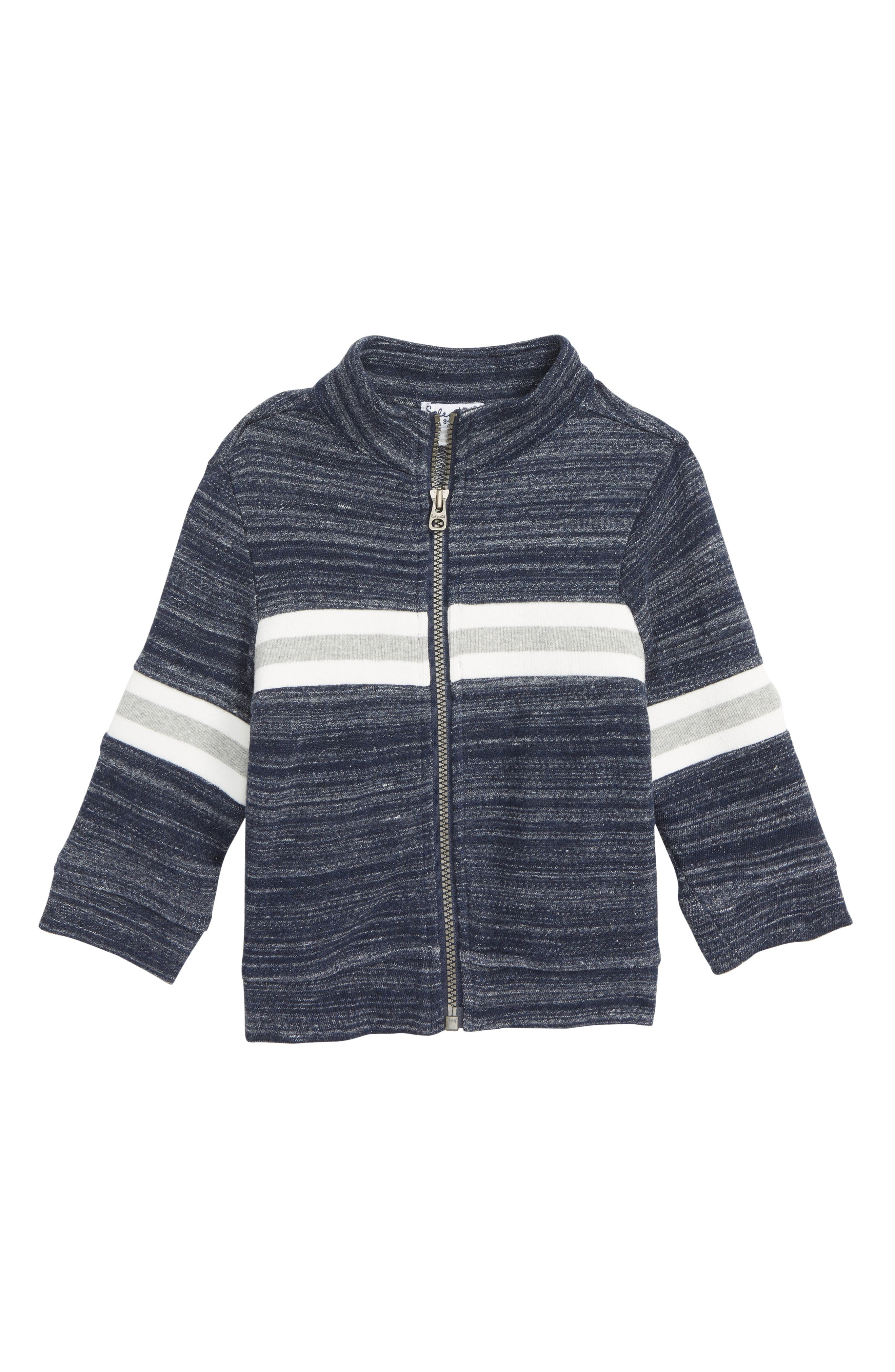 French Terry Jacket,                         Main,                         color, 411
