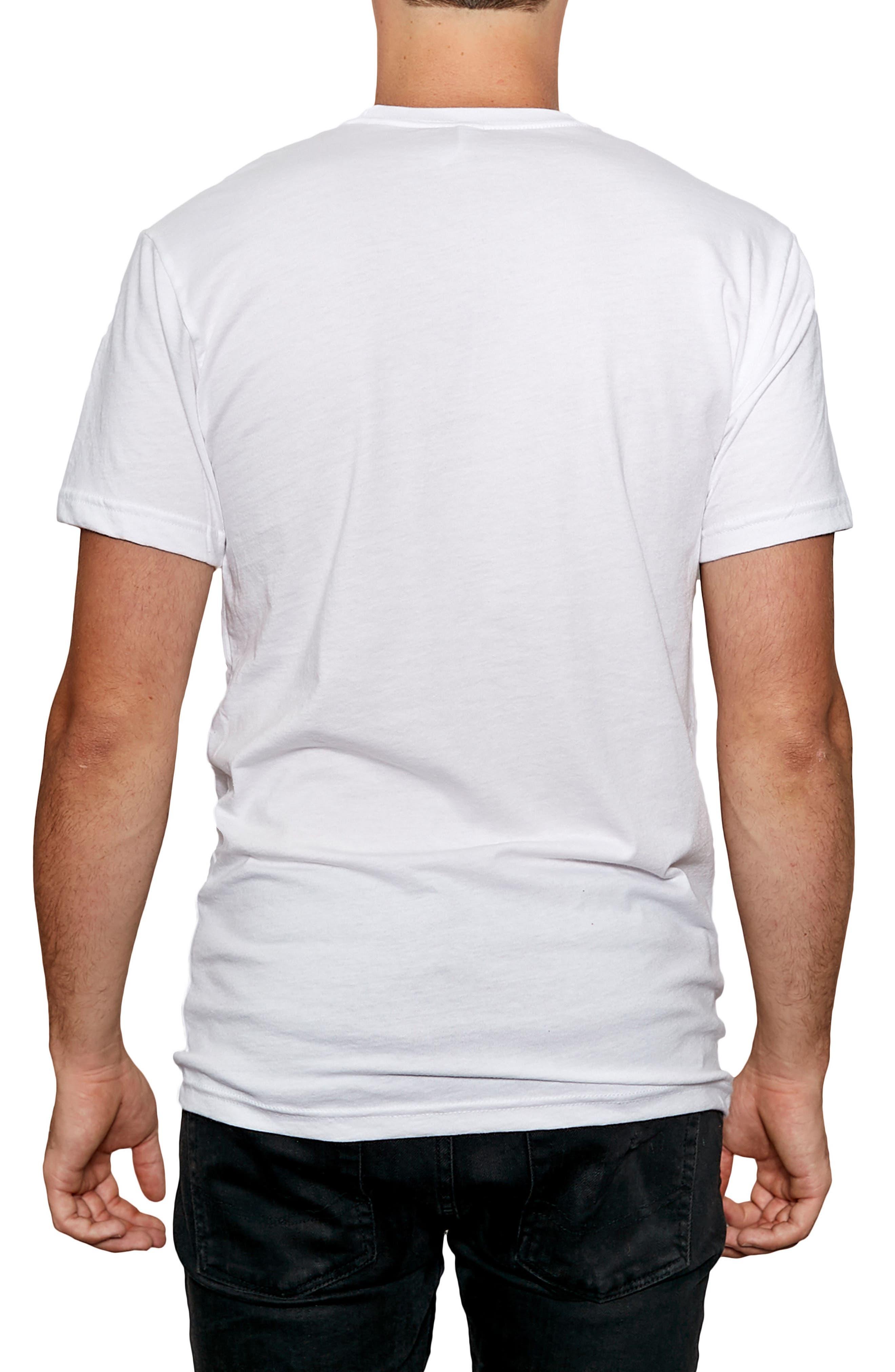 Cactus Metal T-Shirt,                             Alternate thumbnail 2, color,