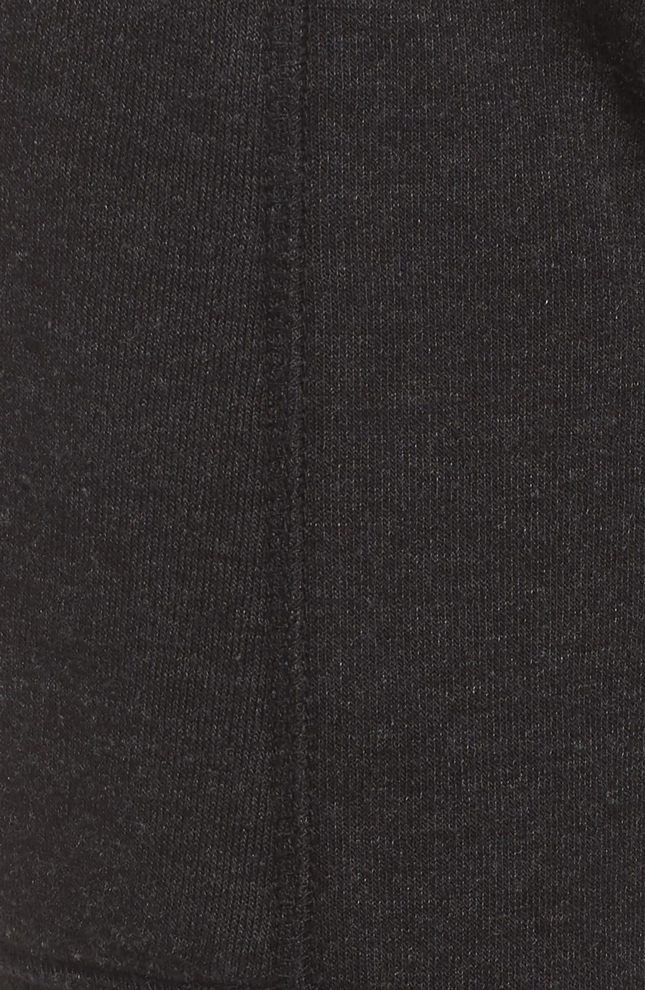 Moto Stripe Sweatpants,                             Alternate thumbnail 6, color,                             002