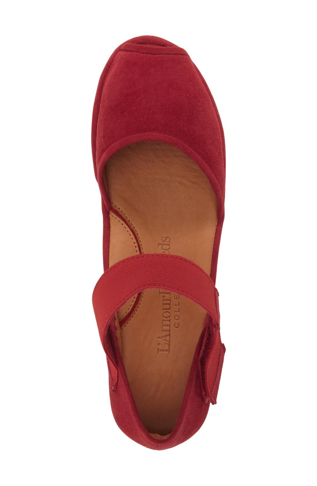 'Amadour' Platform Sandal,                             Alternate thumbnail 38, color,
