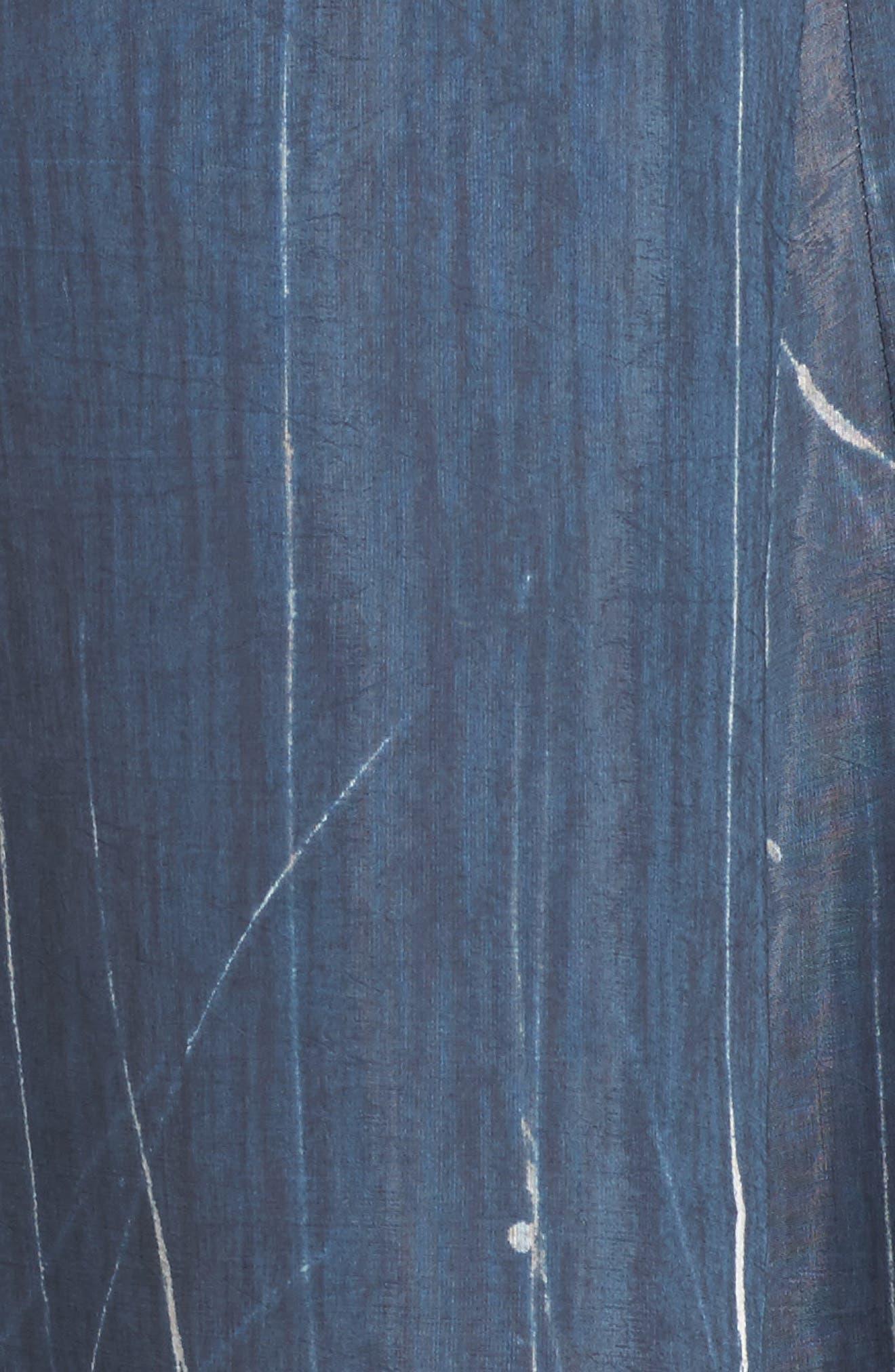 Spring Tide Maxi Skirt,                             Alternate thumbnail 5, color,                             MULTI