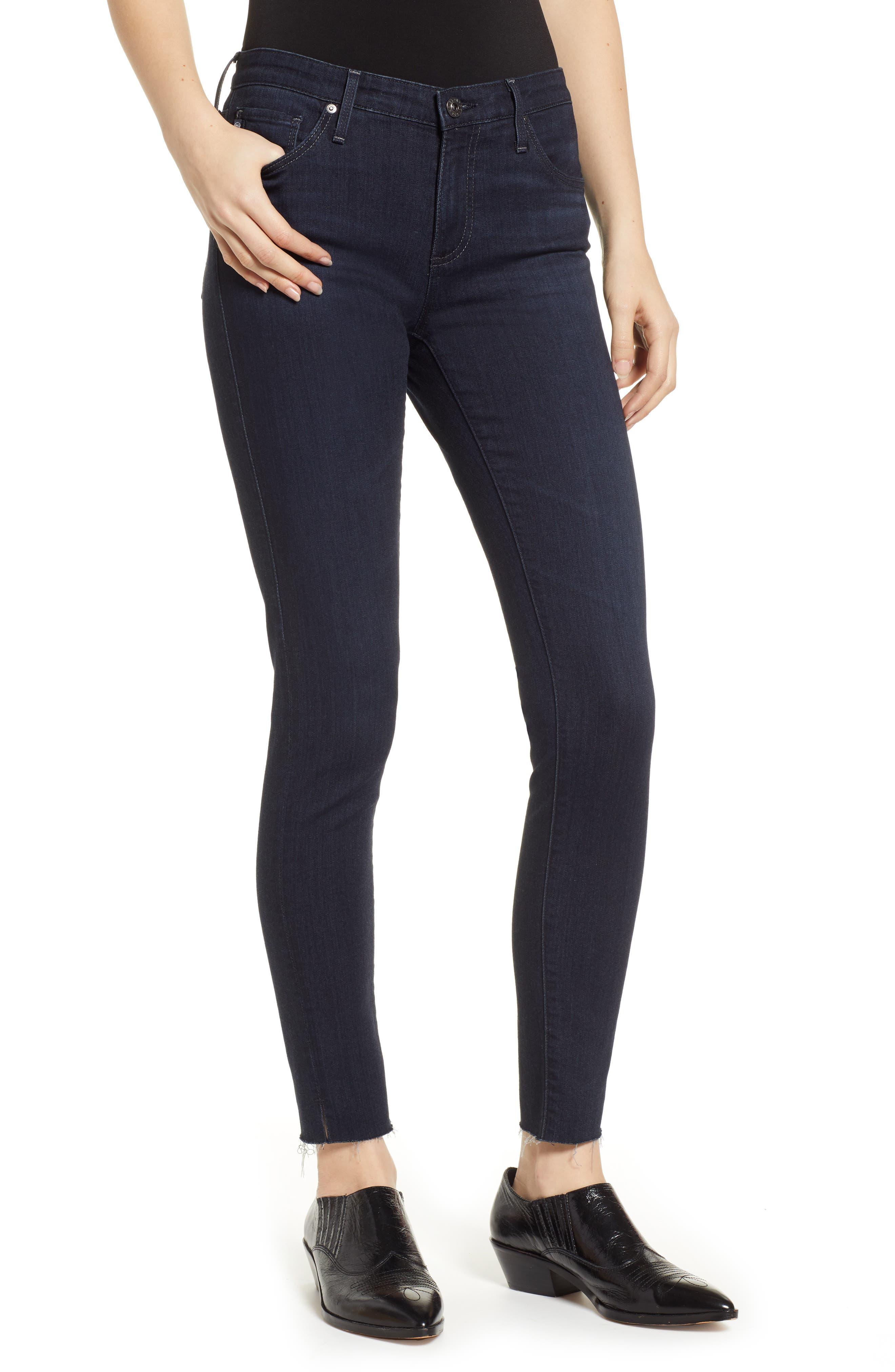 AG The Legging Ankle Jeans, Main, color, AUDACIOUS