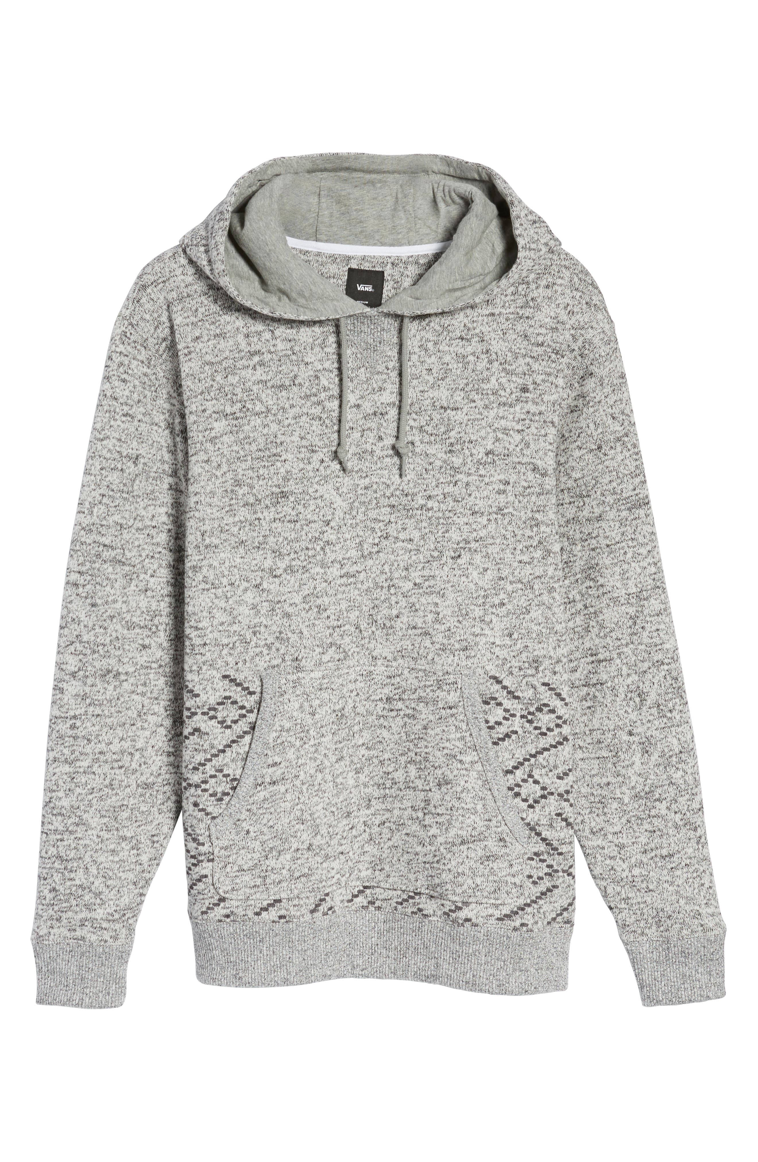 Brookstone Geo Print Hoodie,                             Alternate thumbnail 6, color,                             020