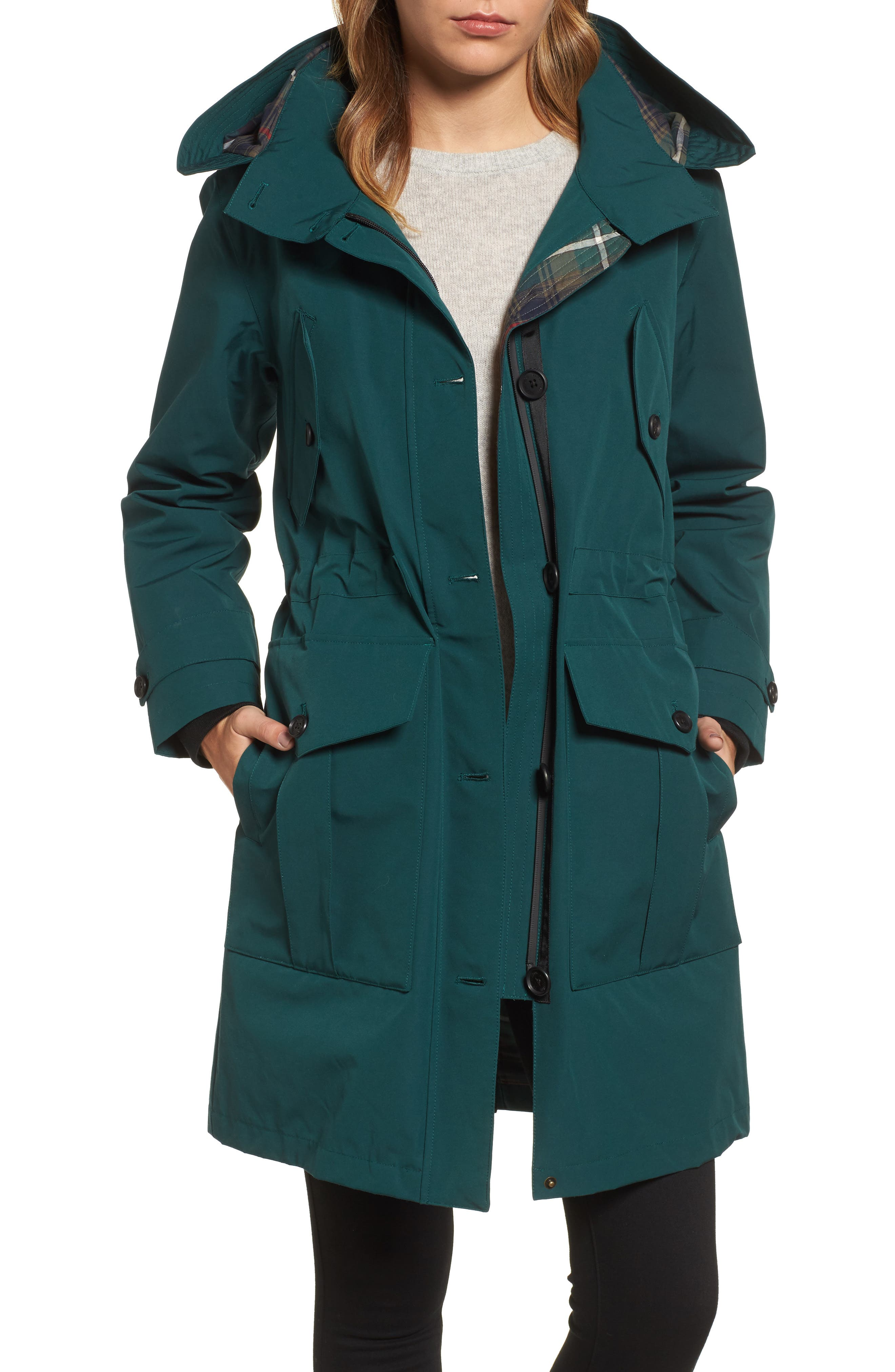 Spokane Rain Parka,                             Main thumbnail 2, color,