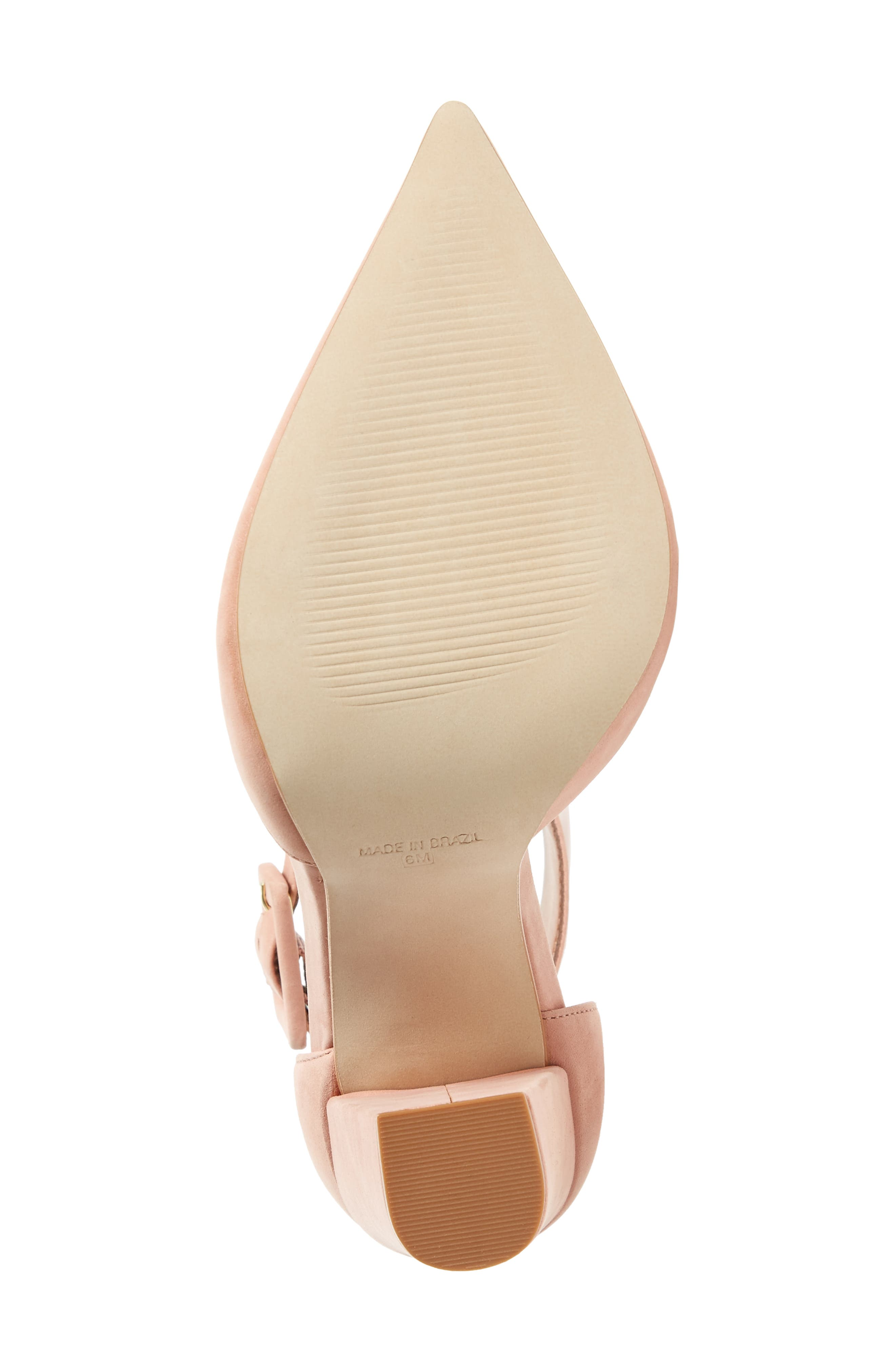 Posted Ankle Strap Pump,                             Alternate thumbnail 18, color,