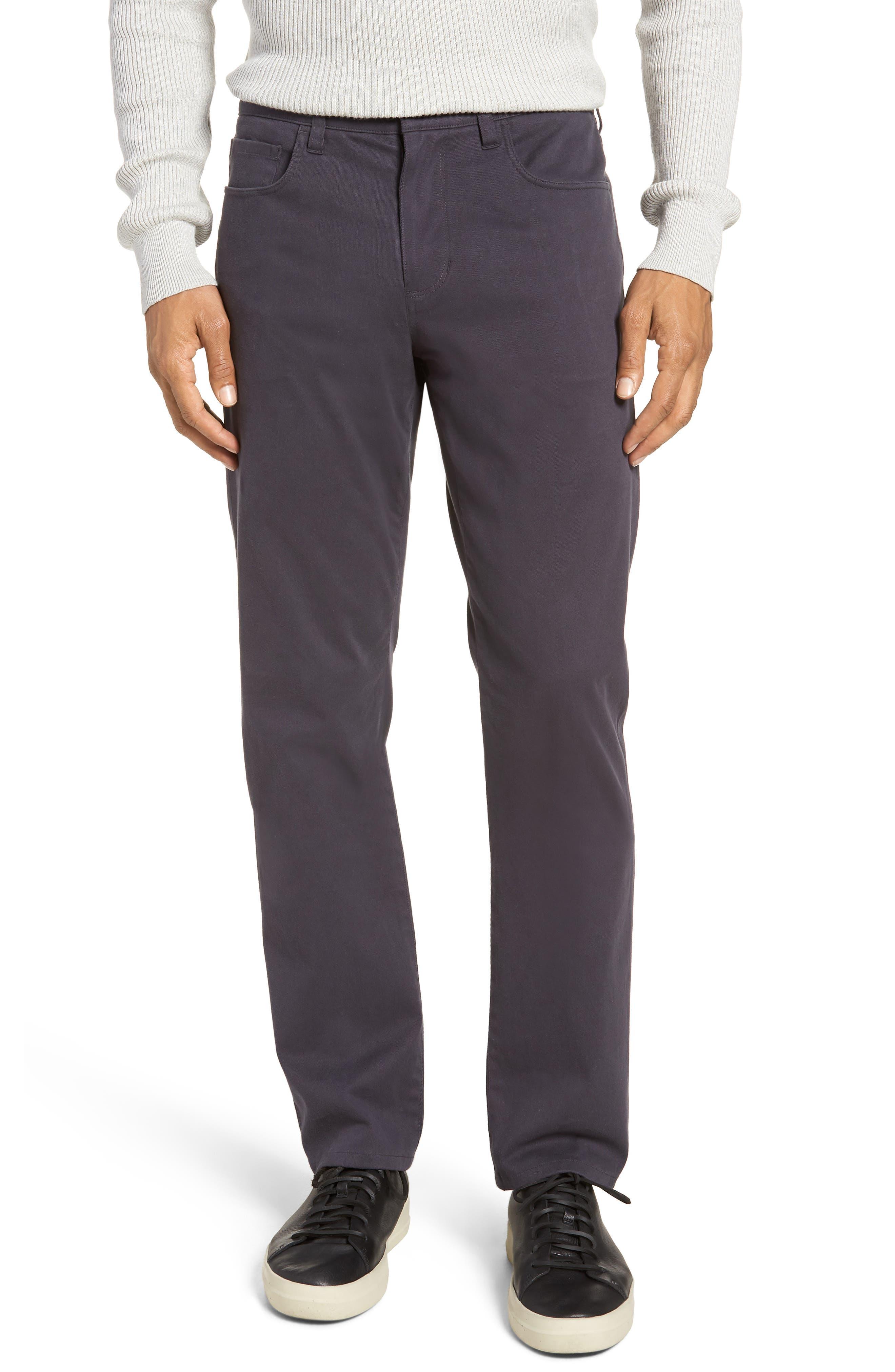 Regular Fit Five-Pocket Pants,                             Main thumbnail 1, color,