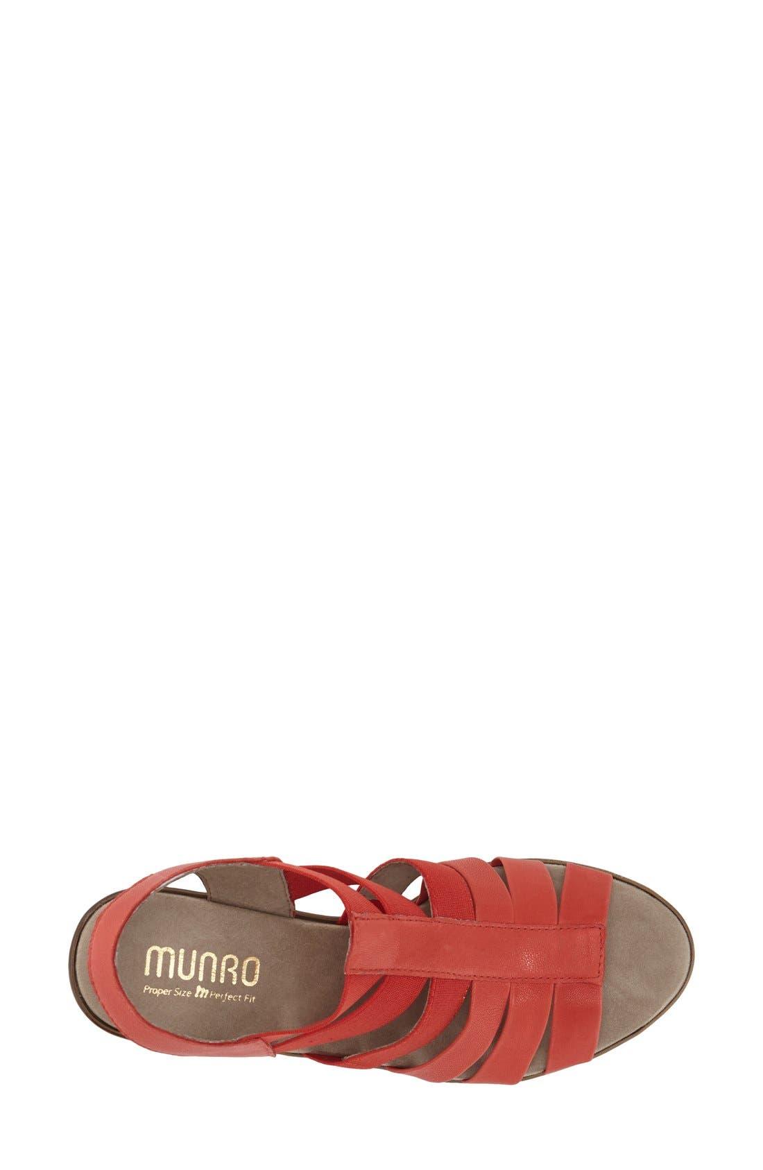 'Cookie' Slingback Sandal,                             Alternate thumbnail 15, color,