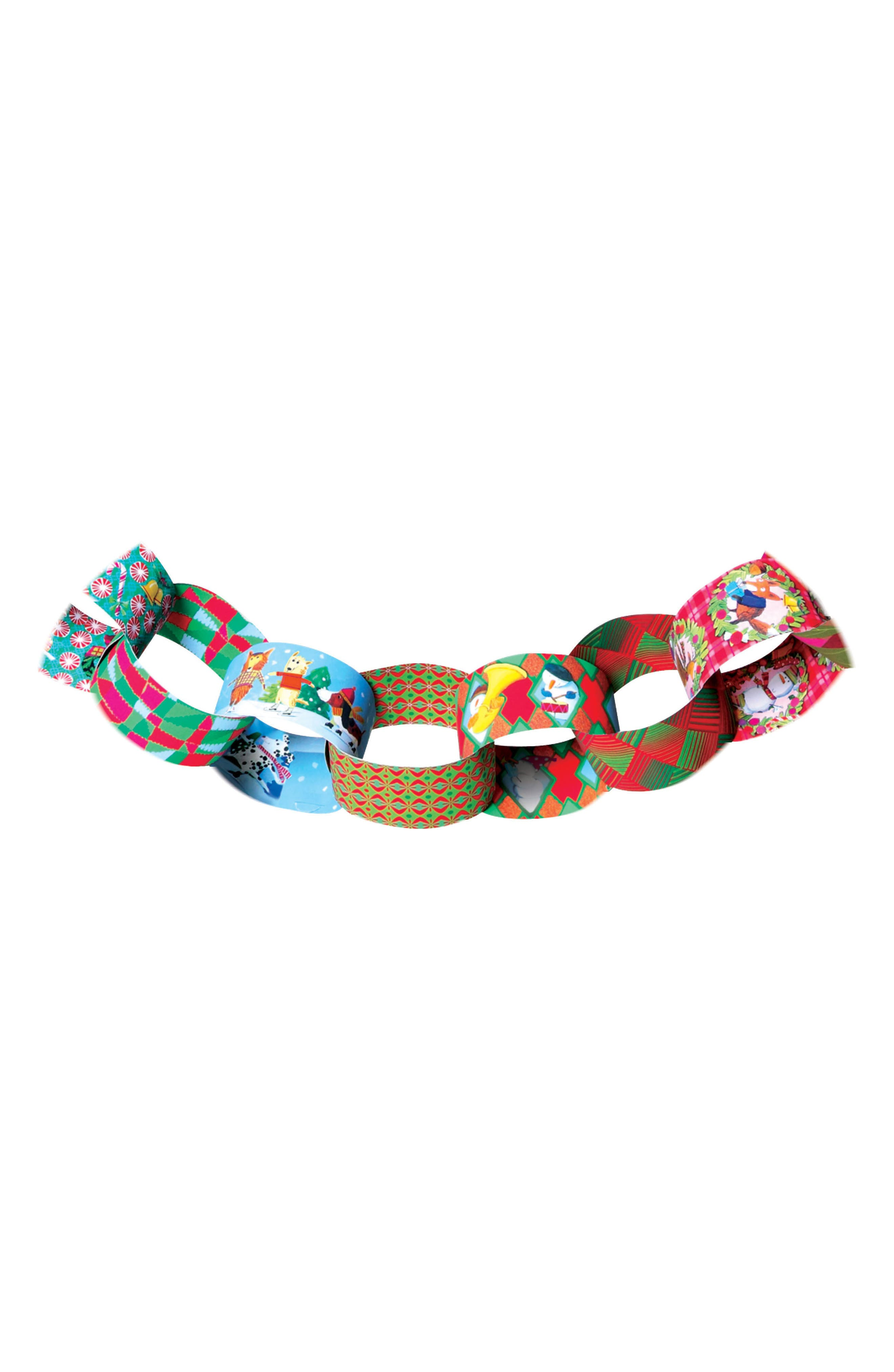 Holiday Paper Chain,                             Alternate thumbnail 2, color,                             300