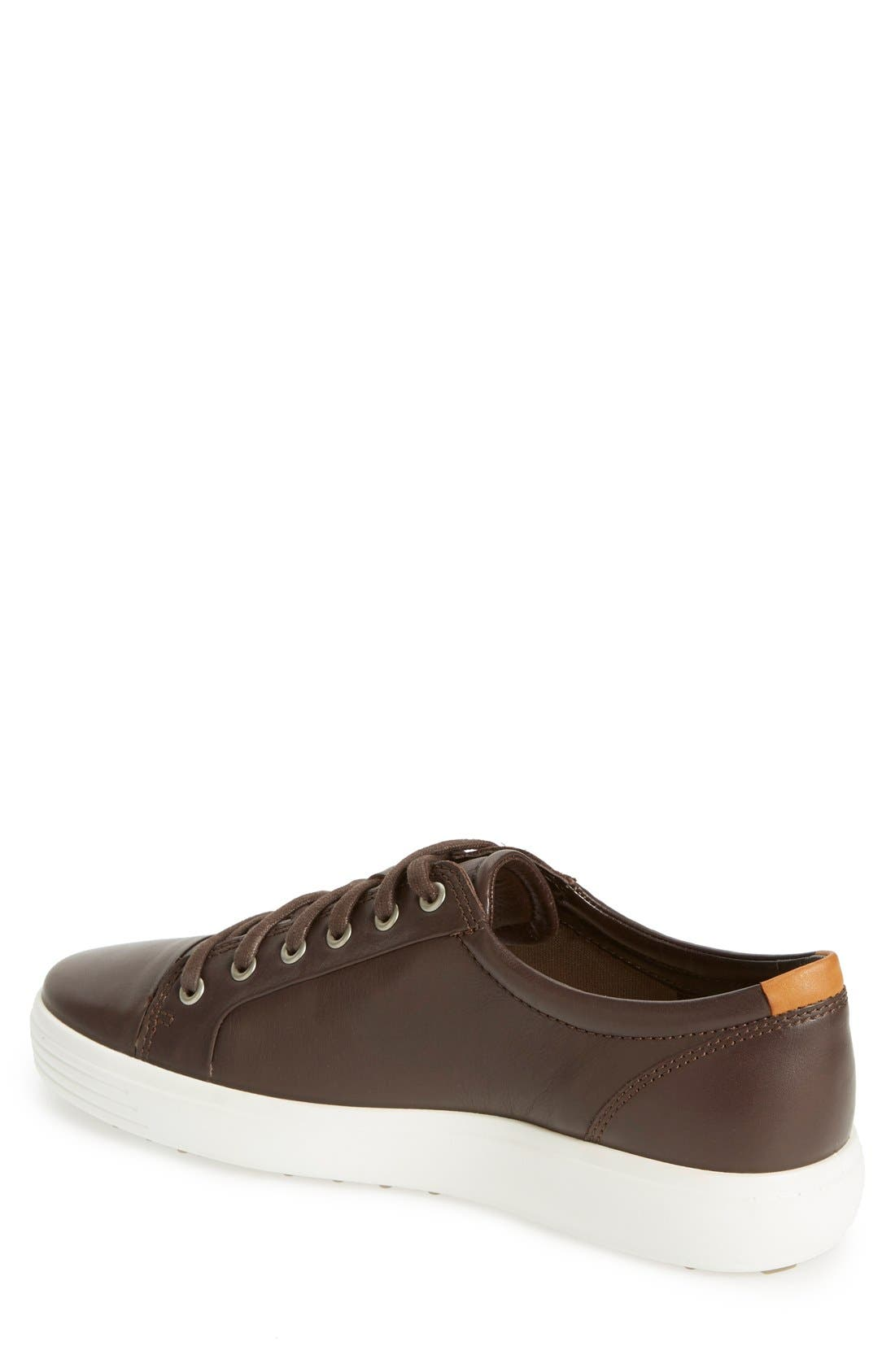 Soft VII Lace-Up Sneaker,                             Alternate thumbnail 34, color,
