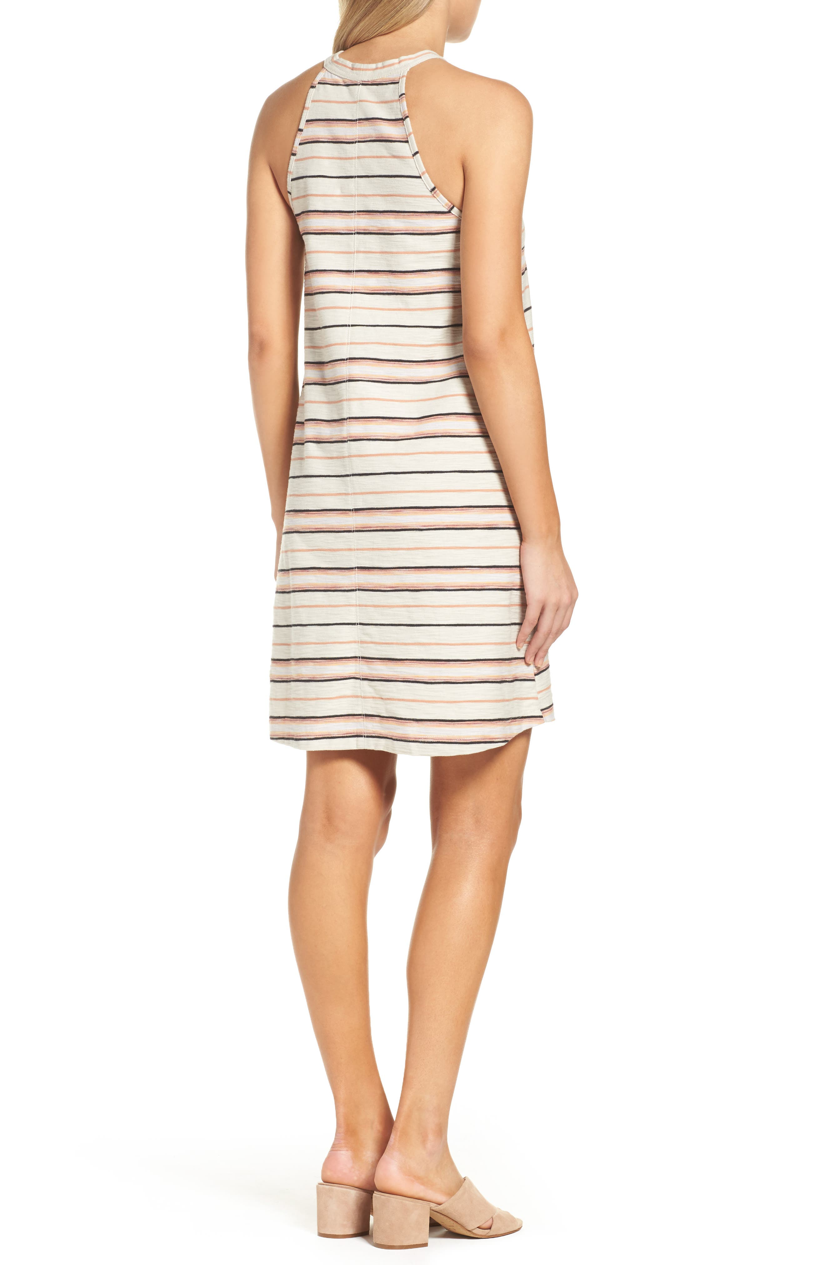 Field Day Stripe Dress,                             Alternate thumbnail 2, color,