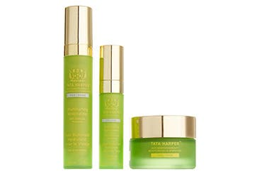Tata Harper Skincare gift with purchase.