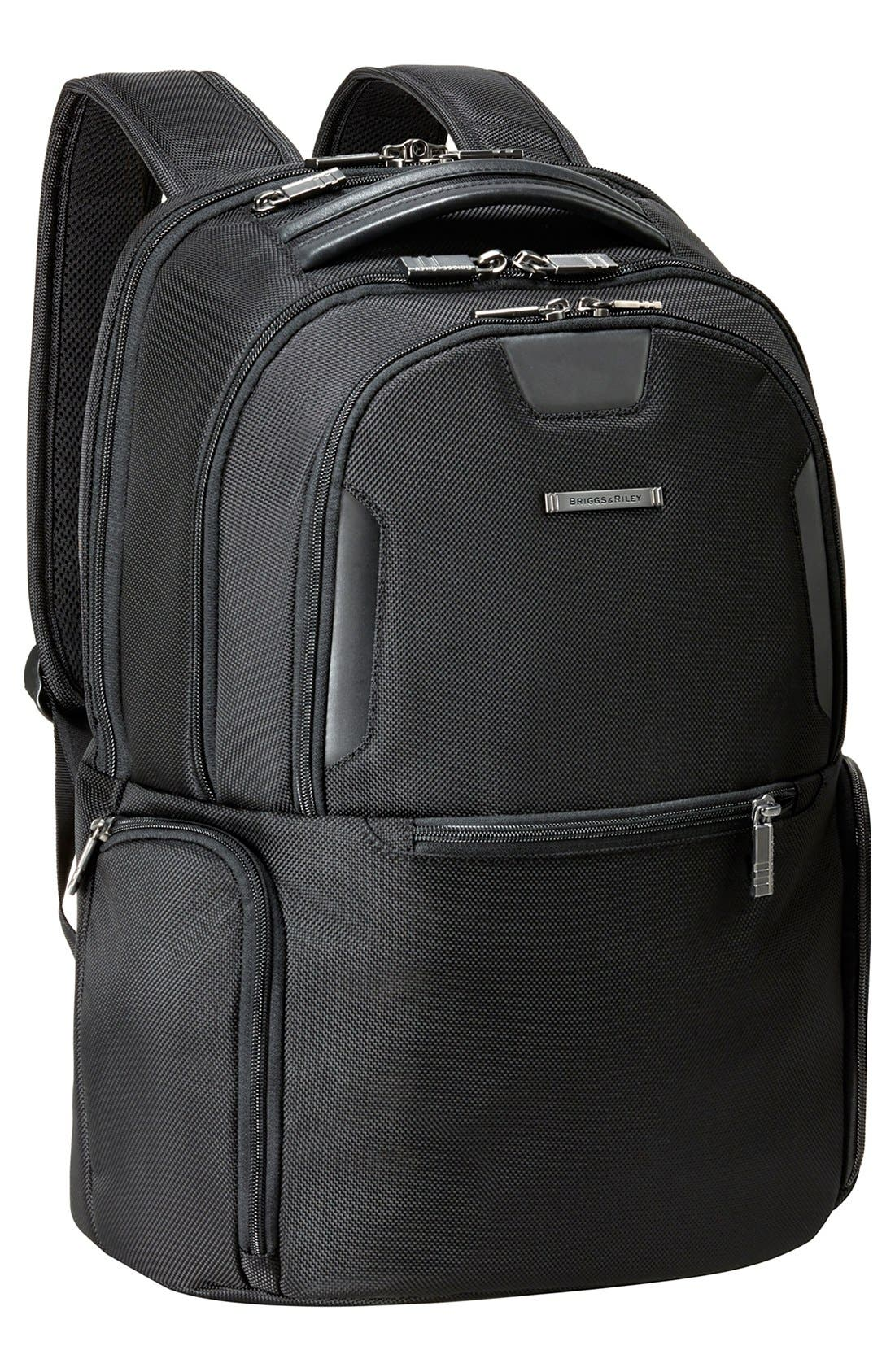 @work - Medium Backpack,                             Alternate thumbnail 5, color,                             004