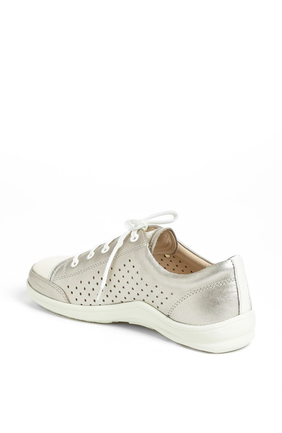 Perforated Sneaker,                             Alternate thumbnail 2, color,                             SMOG