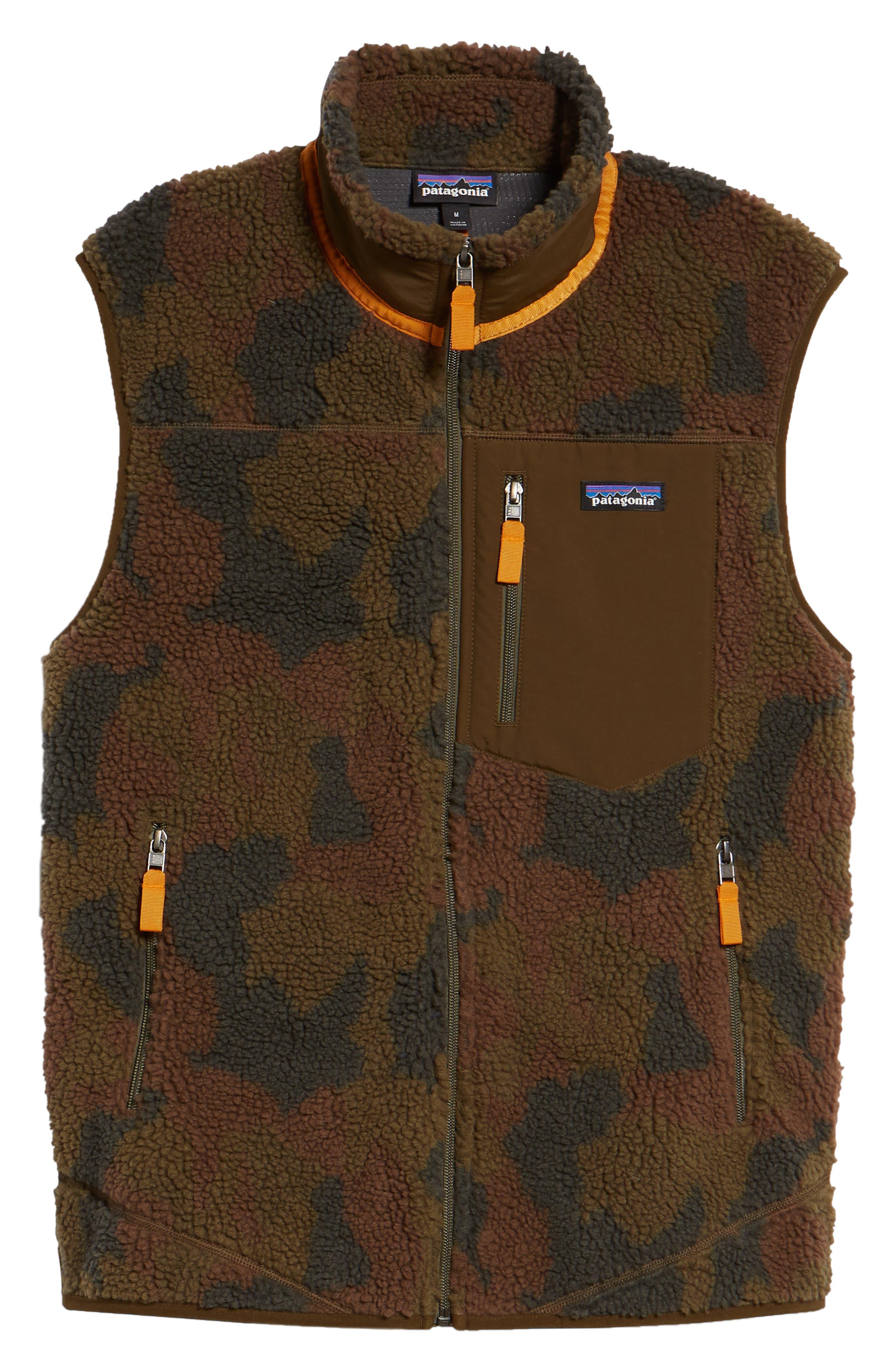 Classic Retro-X<sup>®</sup> Windproof Vest,                             Alternate thumbnail 6, color,                             BUNKER CAMO CARGO GREEN