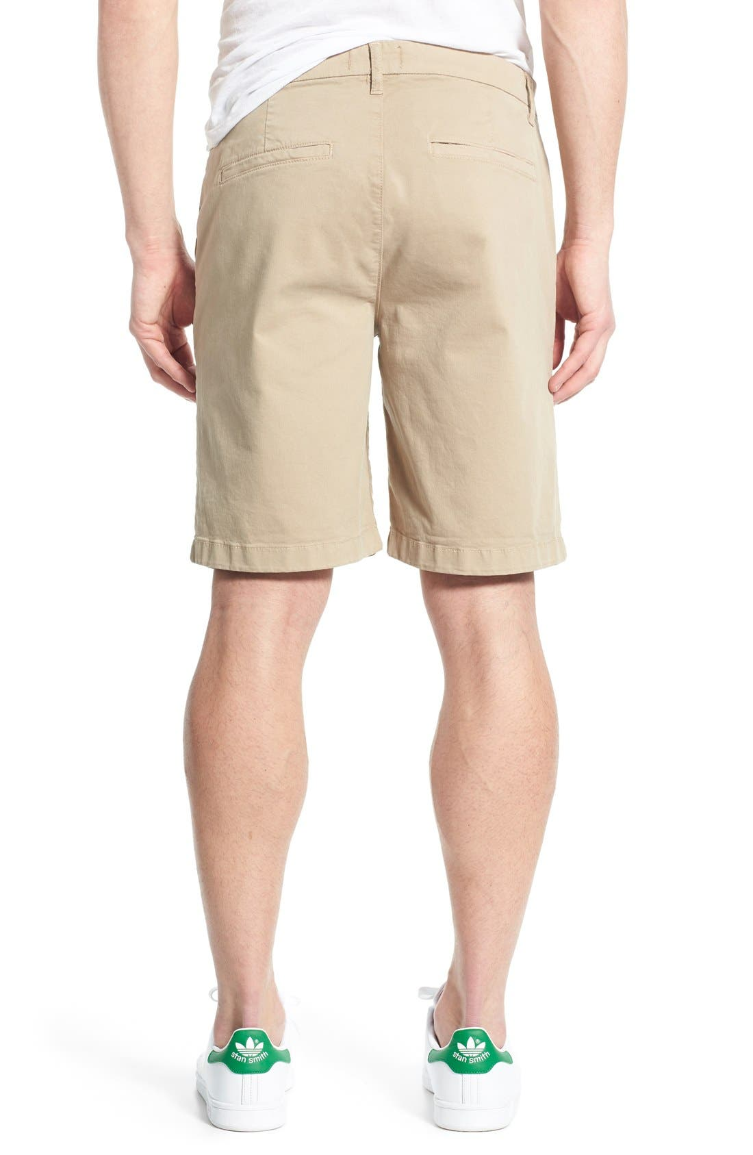 'Thompson' Slim Fit Shorts,                             Alternate thumbnail 2, color,                             240