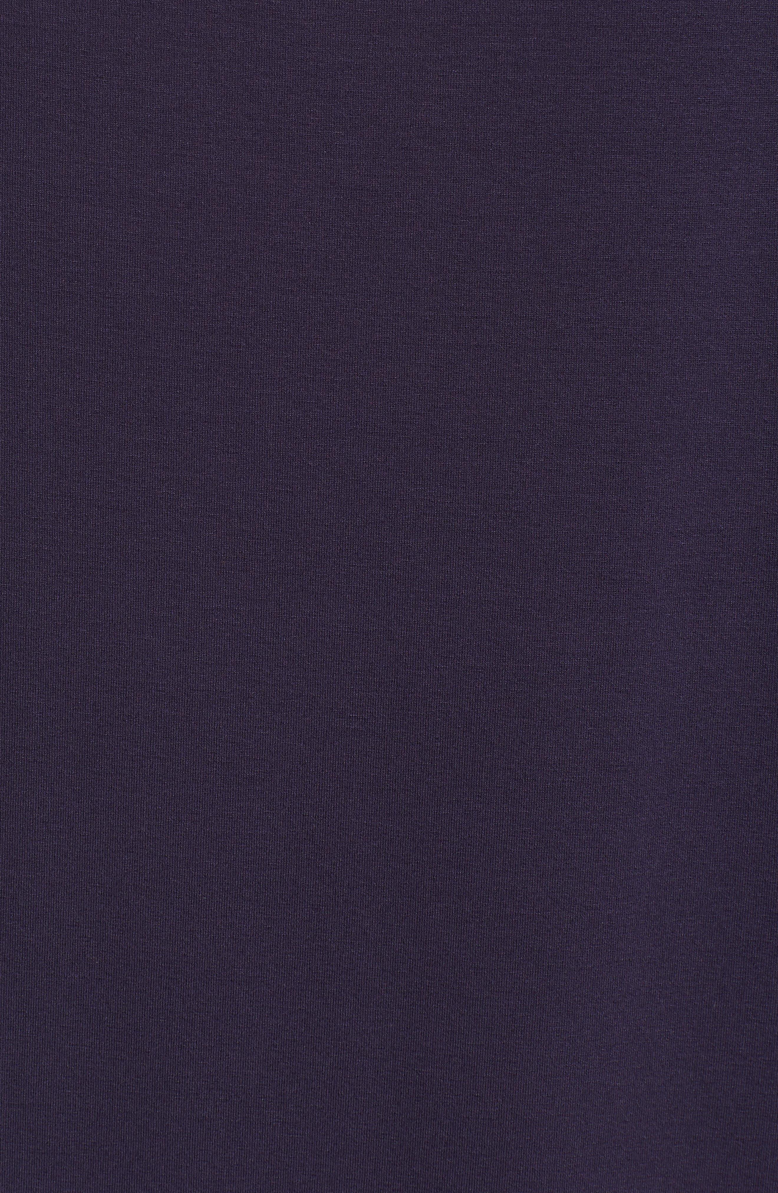 Asymmetrical Jersey Top,                             Alternate thumbnail 37, color,