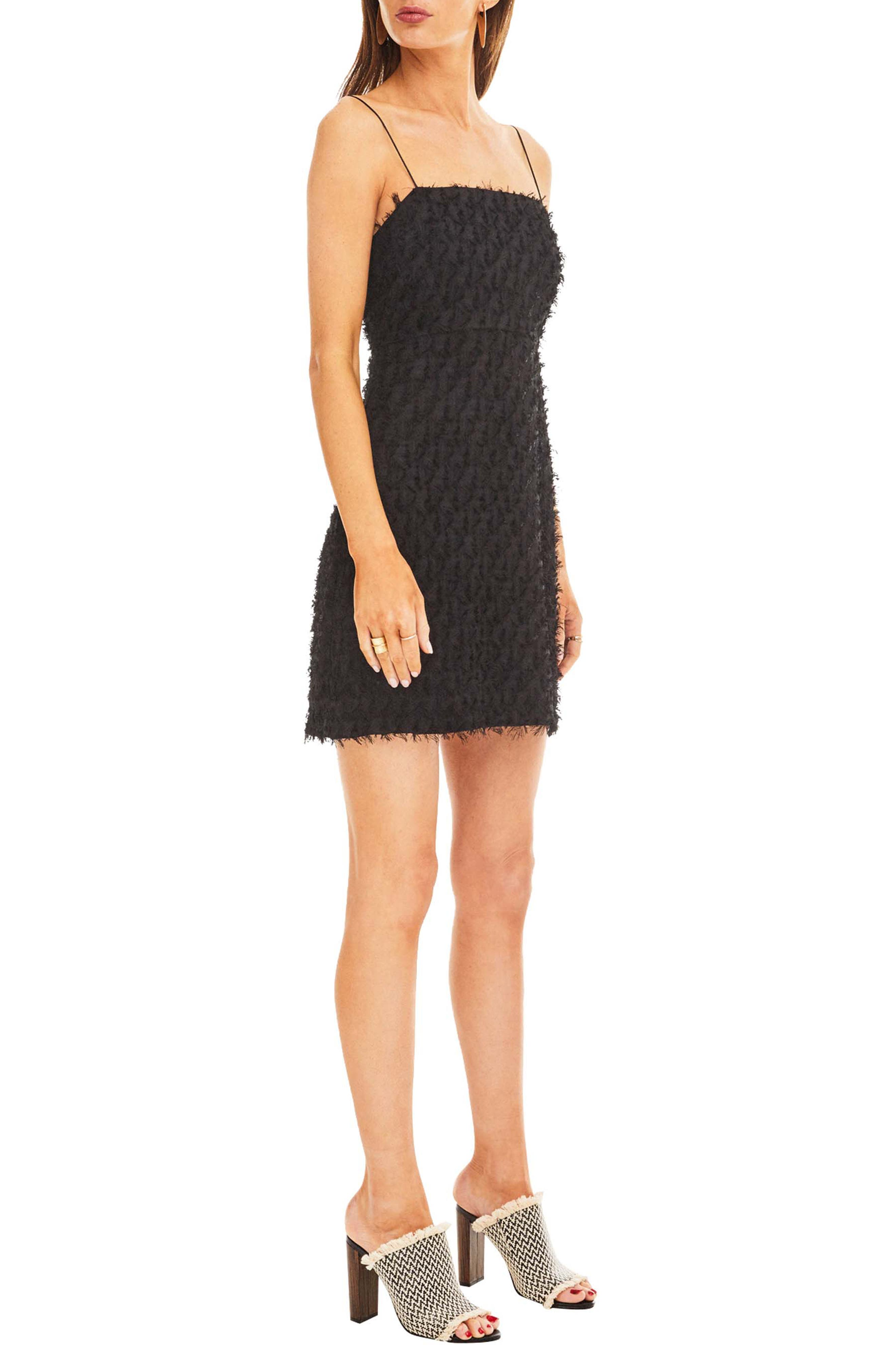 Livia Dress,                             Alternate thumbnail 3, color,                             001