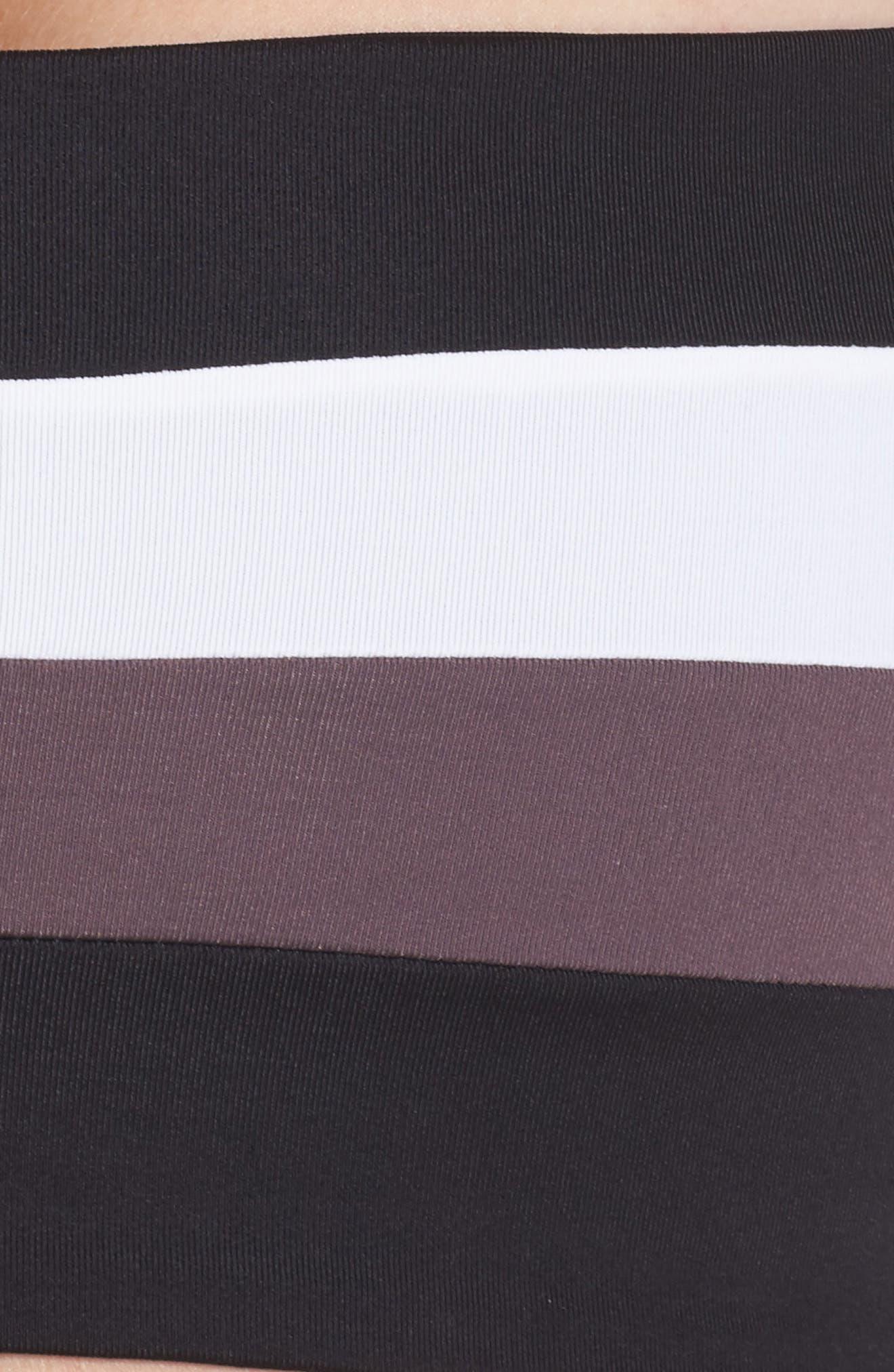 Rebel Bikini Top,                             Alternate thumbnail 5, color,                             001