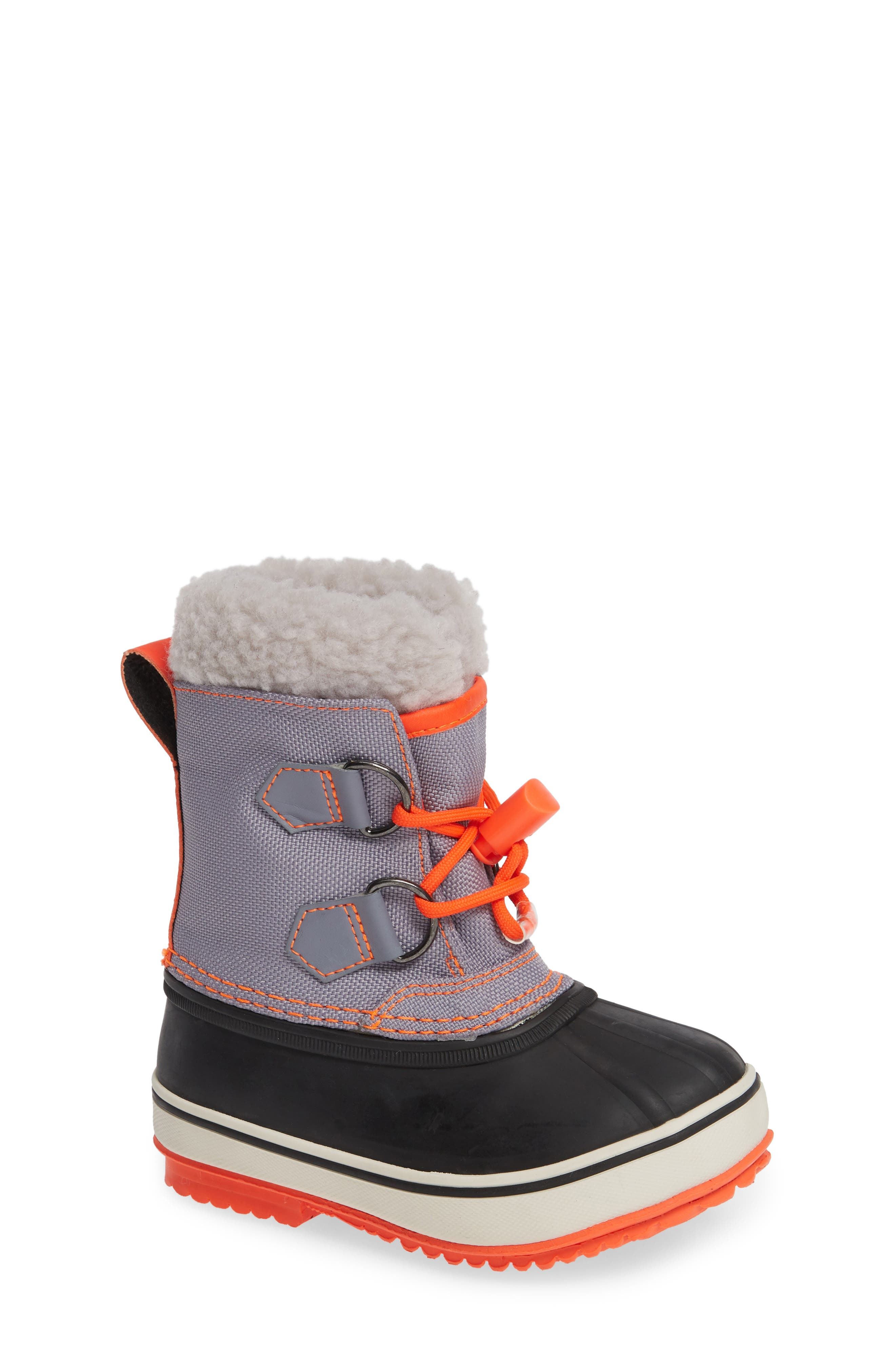 Waterproof Snow Boots,                             Main thumbnail 1, color,                             STARBOARD BLUE