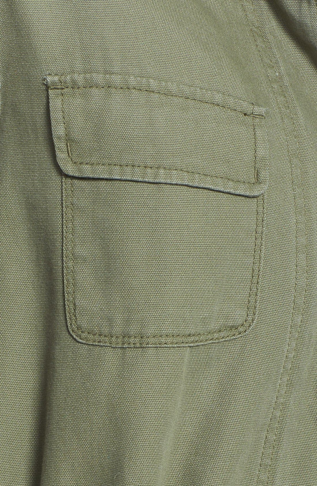 'Expedition' Cotton Twill Jacket,                             Alternate thumbnail 11, color,
