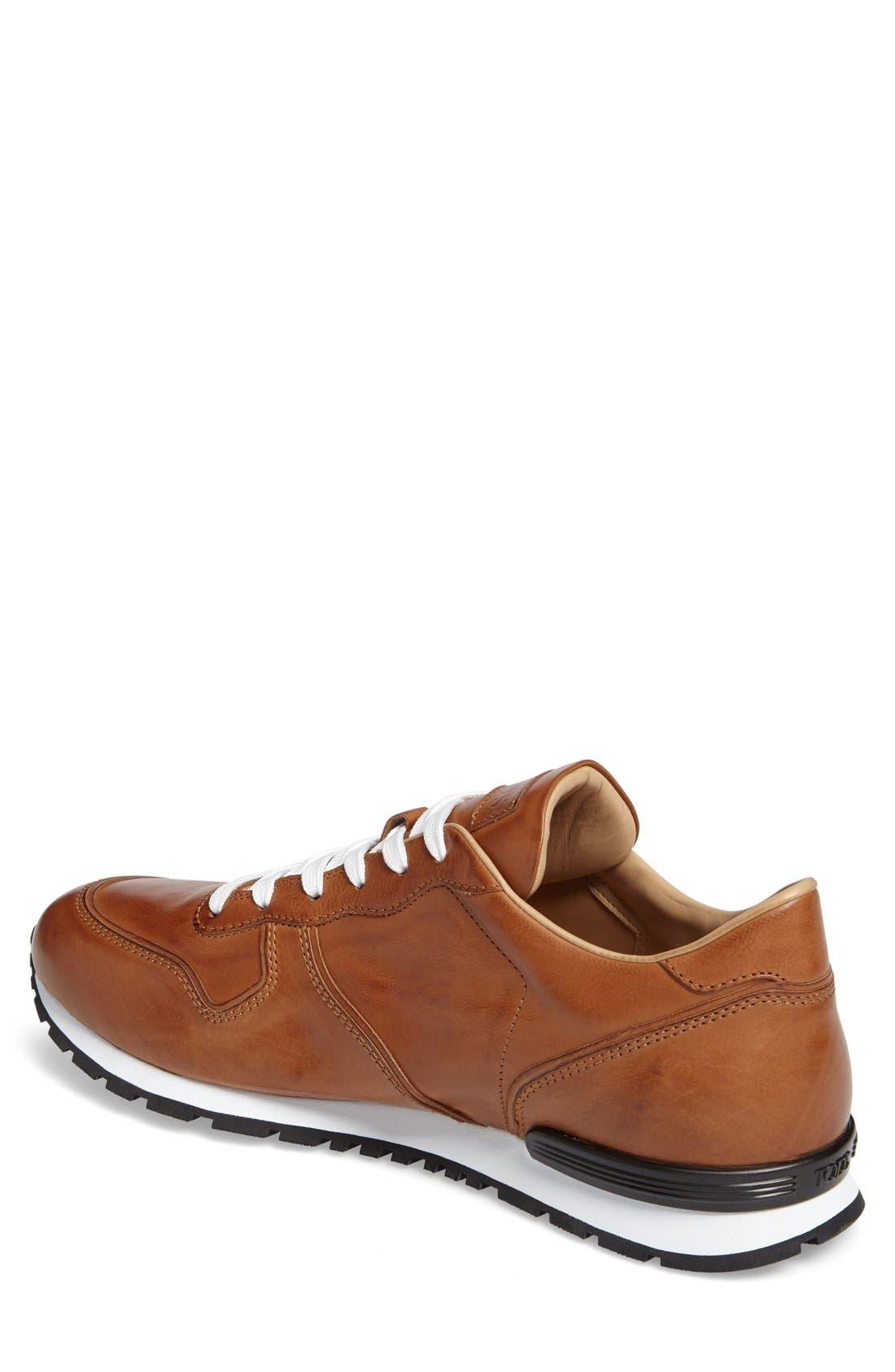 'Allacciato' Sneaker,                             Alternate thumbnail 13, color,