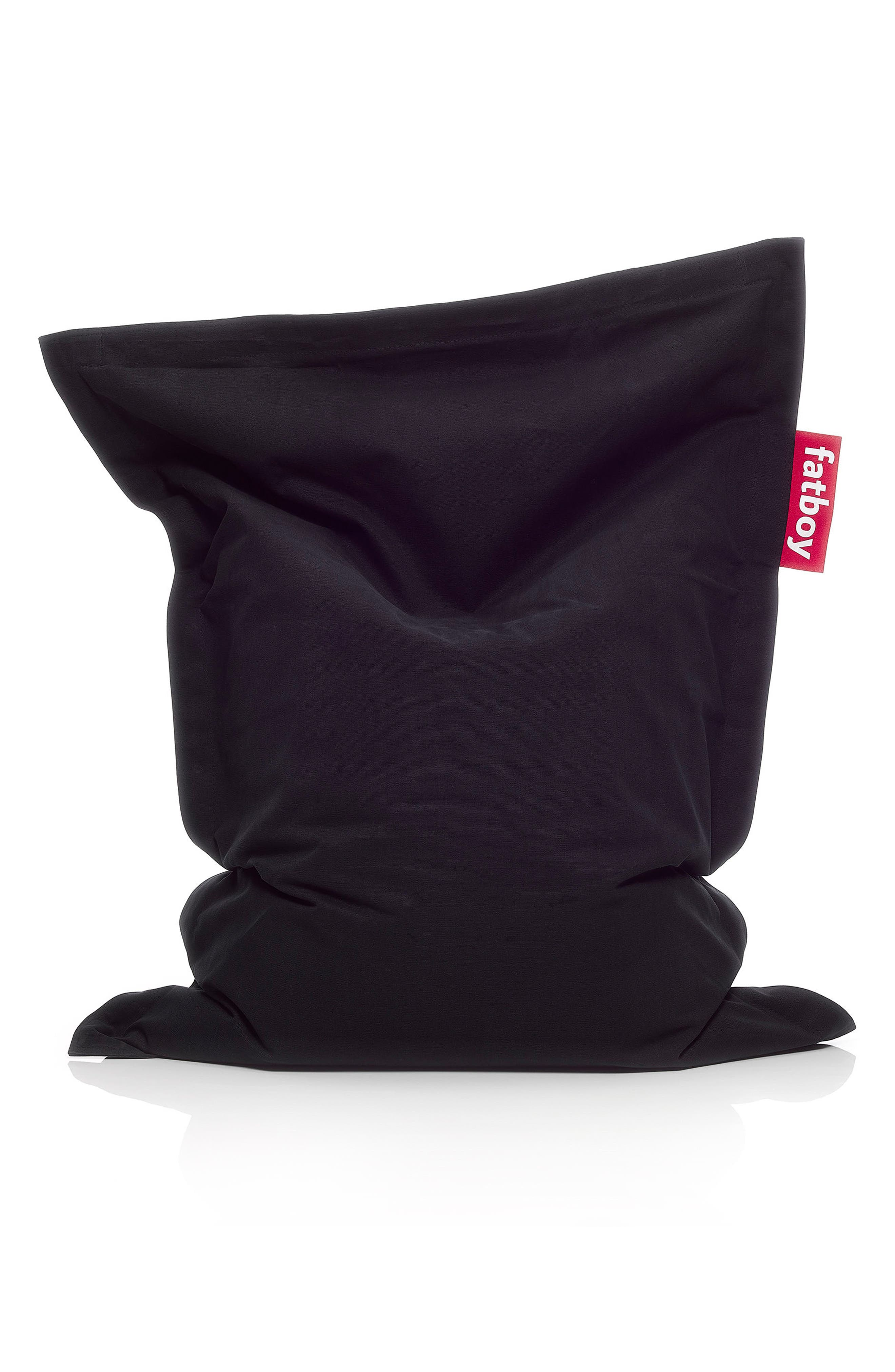 Junior Stonewash Beanbag Chair,                         Main,                         color, 005