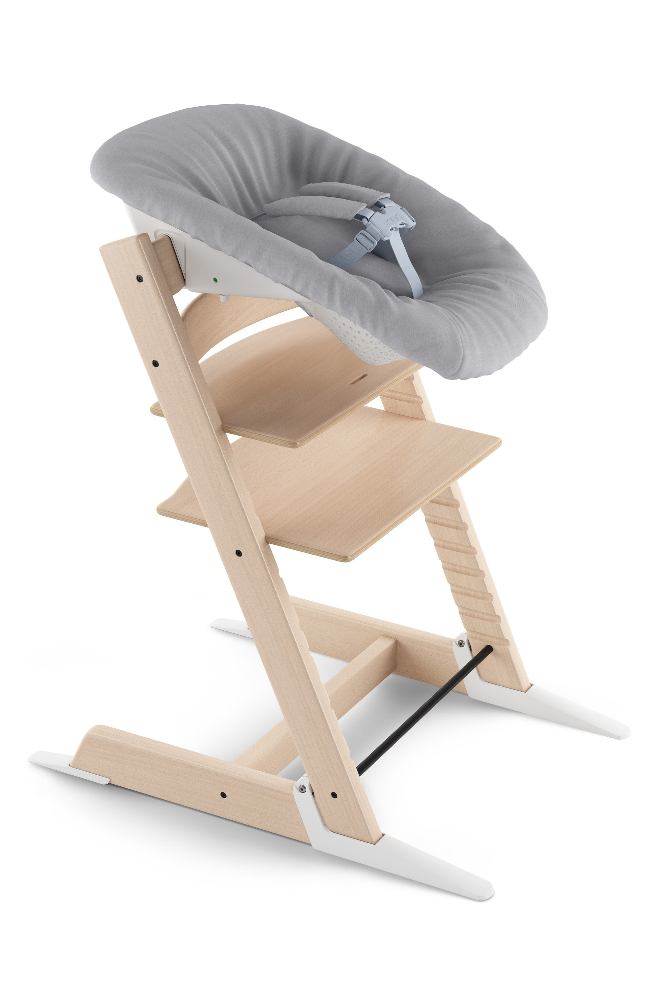 STOKKE,                              Tripp Trapp<sup>®</sup> Newborn Set,                             Main thumbnail 1, color,                             GREY