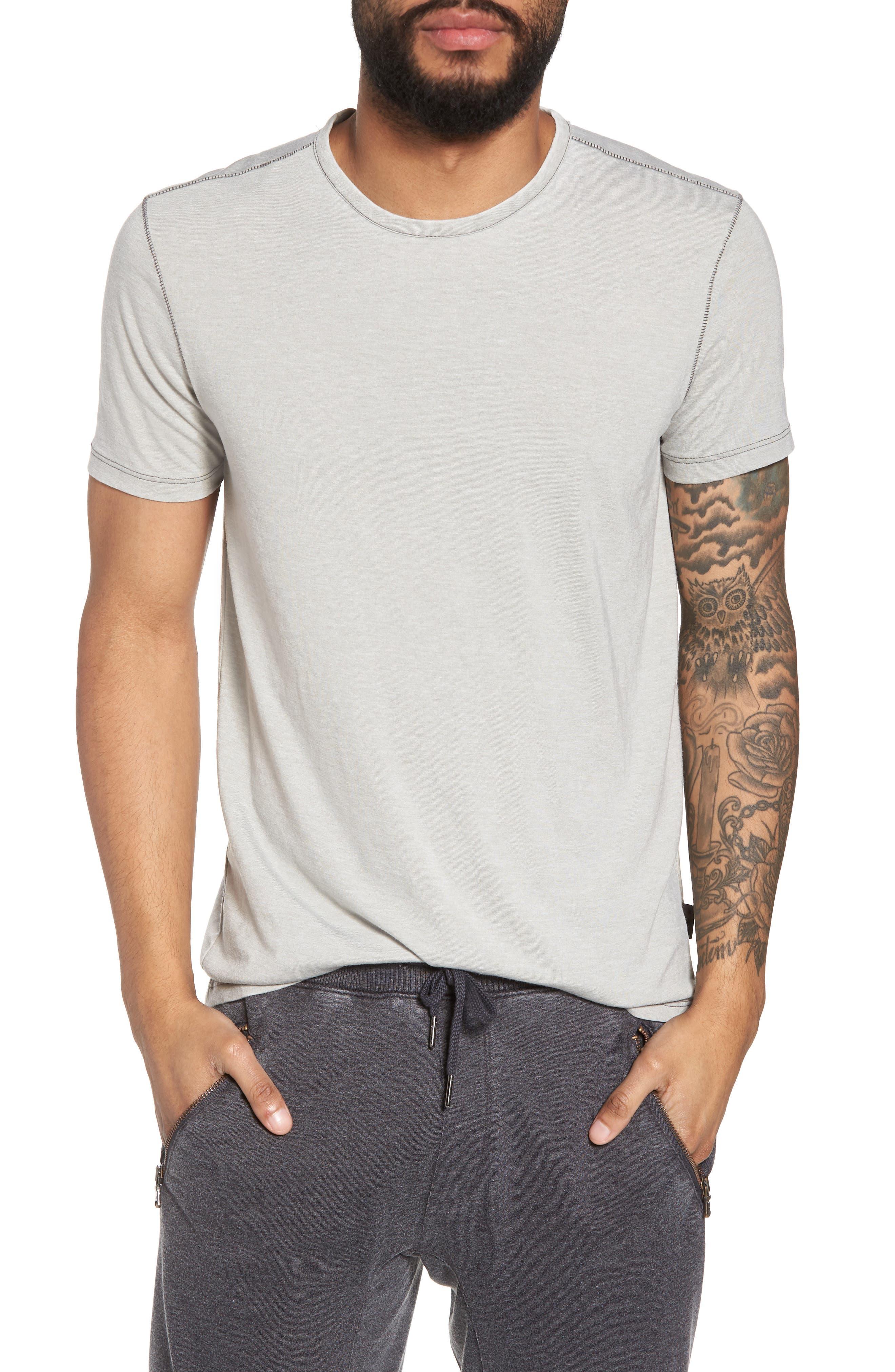 Slim Fit Crewneck T-Shirt,                         Main,                         color,