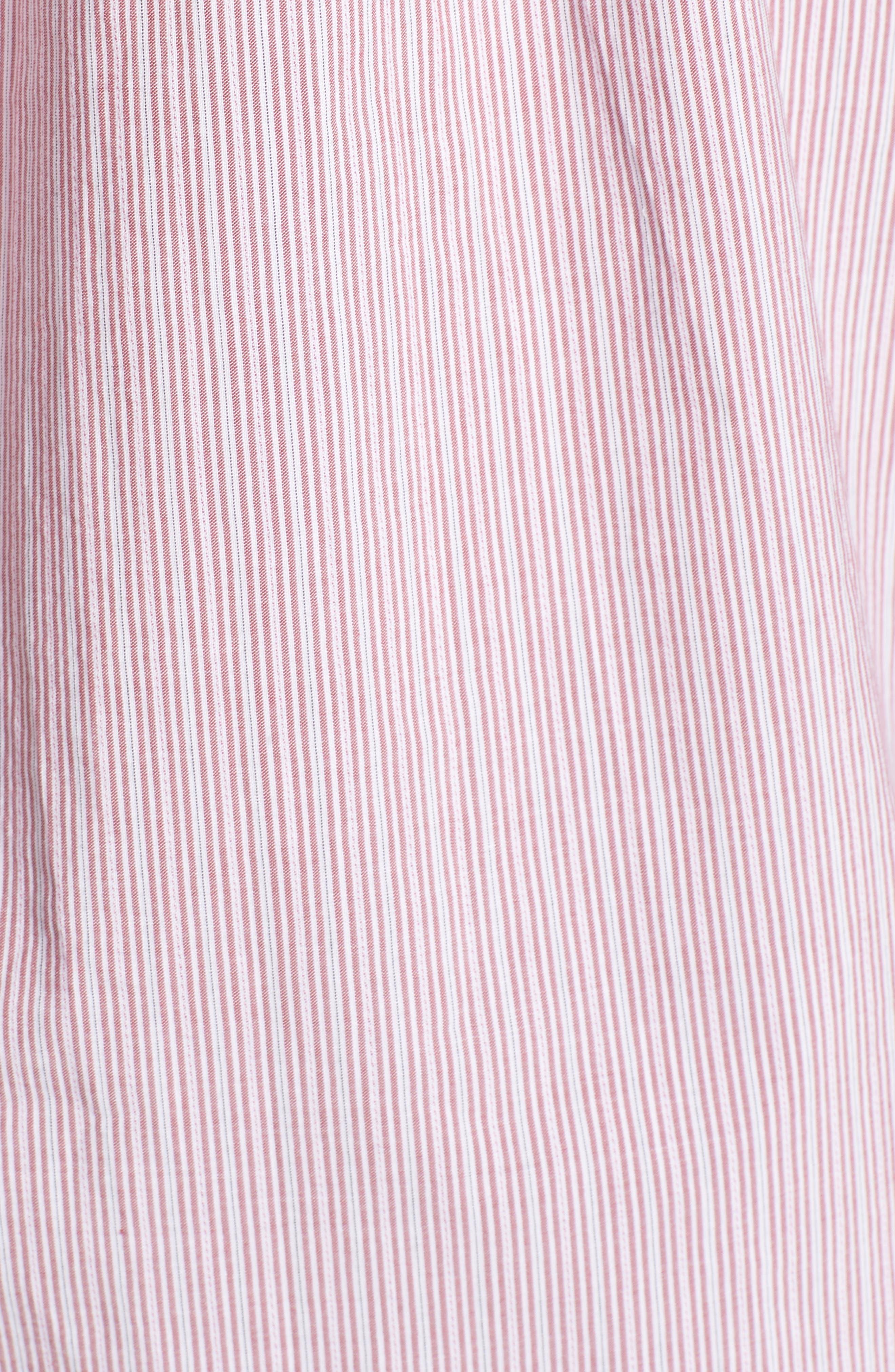 Stripe Shirt,                             Alternate thumbnail 5, color,                             938