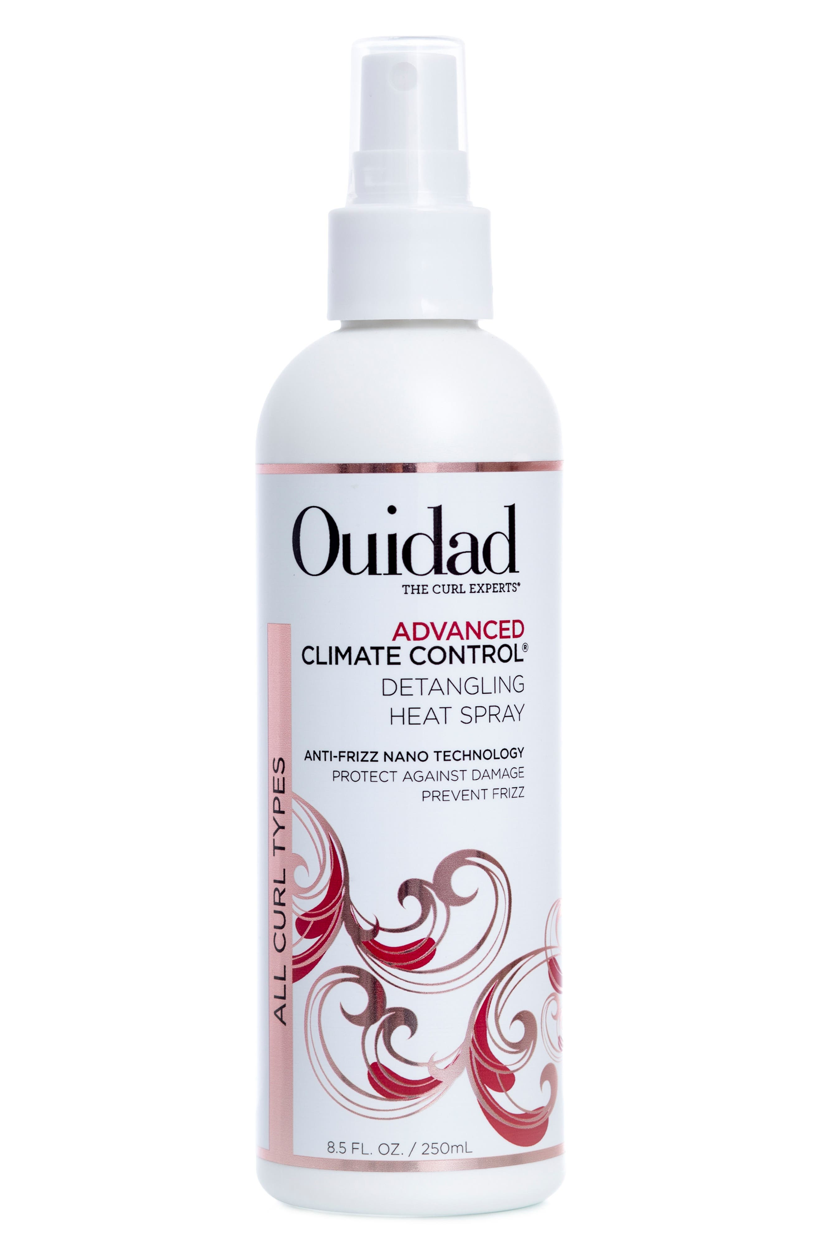Advanced Climate Control<sup>®</sup> Detangling Heat Spray,                             Main thumbnail 1, color,                             000