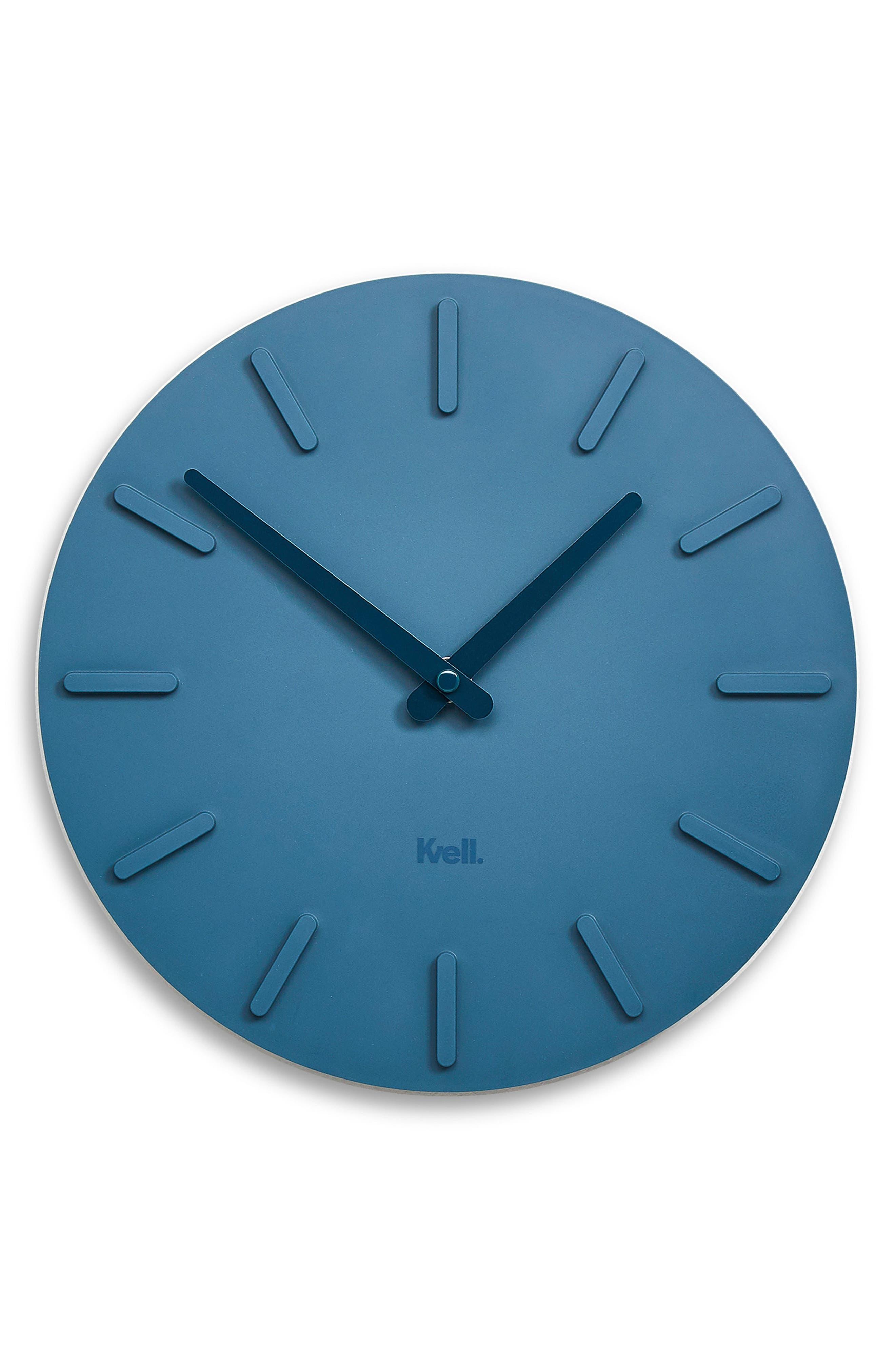 Pop Clock,                             Main thumbnail 1, color,                             CURIOUS GREEN
