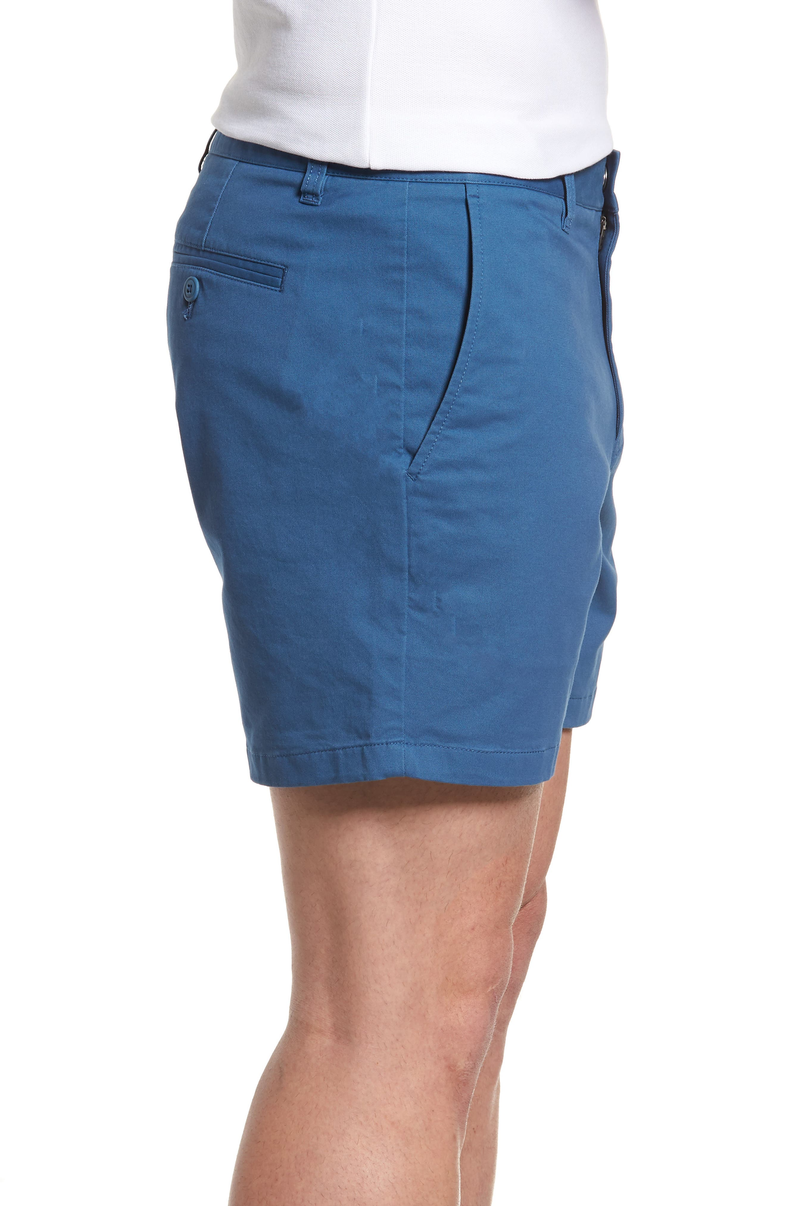 Stretch Washed Chino 5-Inch Shorts,                             Alternate thumbnail 66, color,