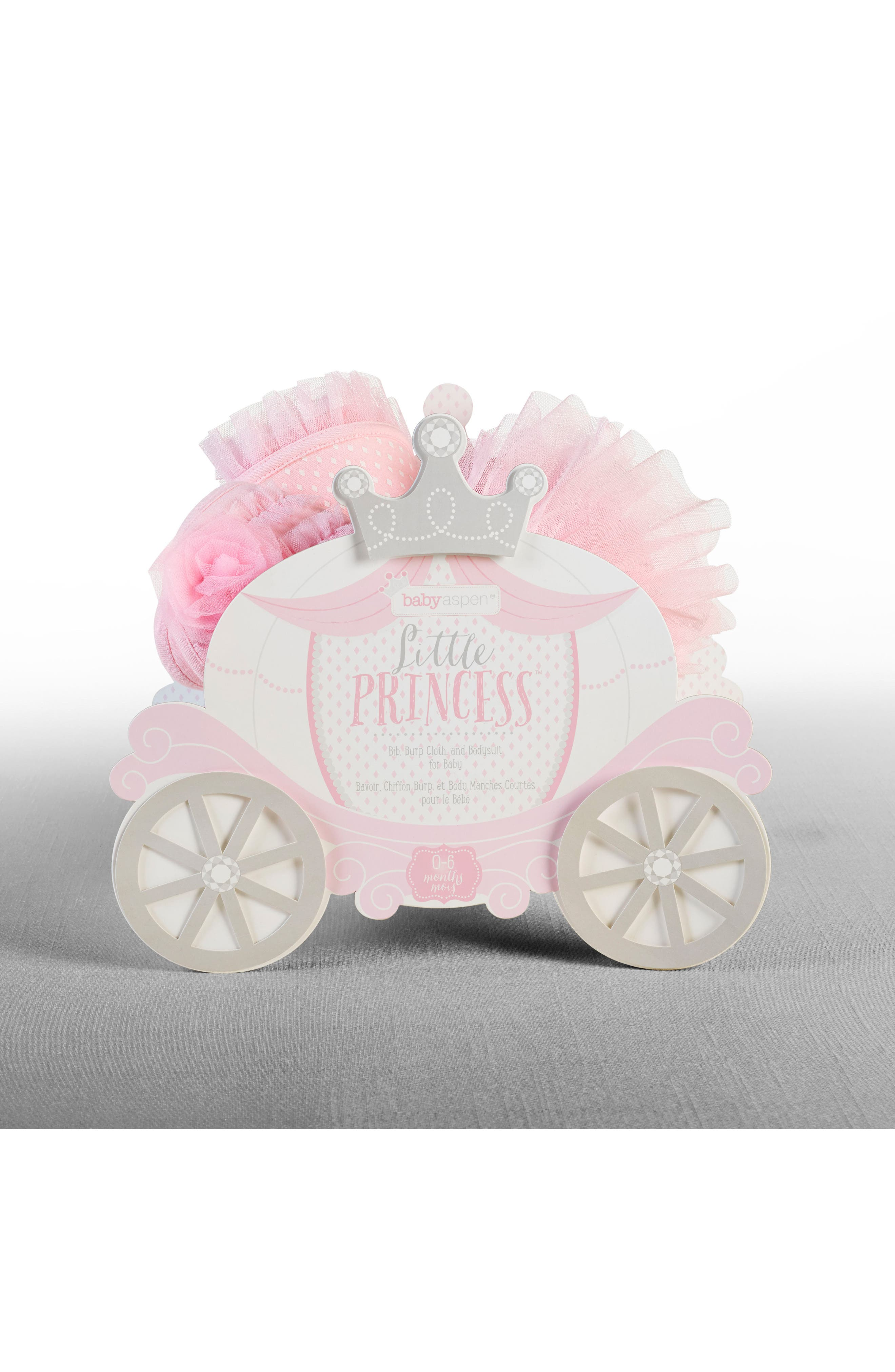 Little Princess Ceramic Carriage Bank,                             Alternate thumbnail 2, color,                             CARRIAGE