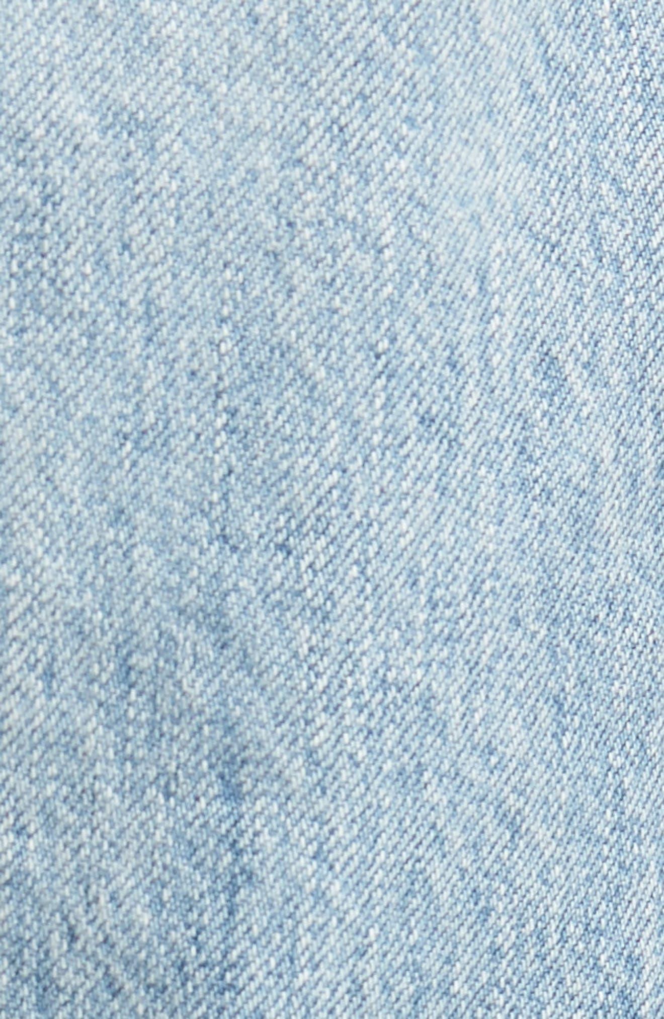 Tellis Slim Fit Jeans,                             Alternate thumbnail 5, color,                             494