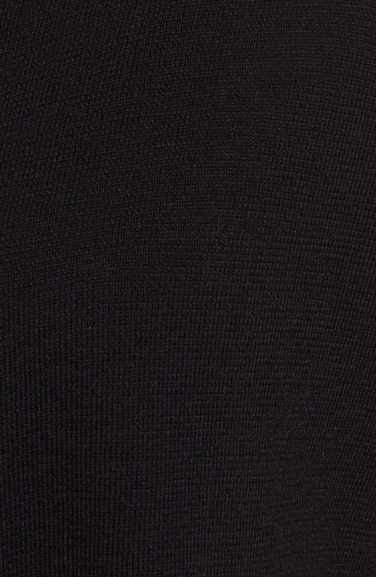 Drape Front Cardigan,                             Alternate thumbnail 14, color,
