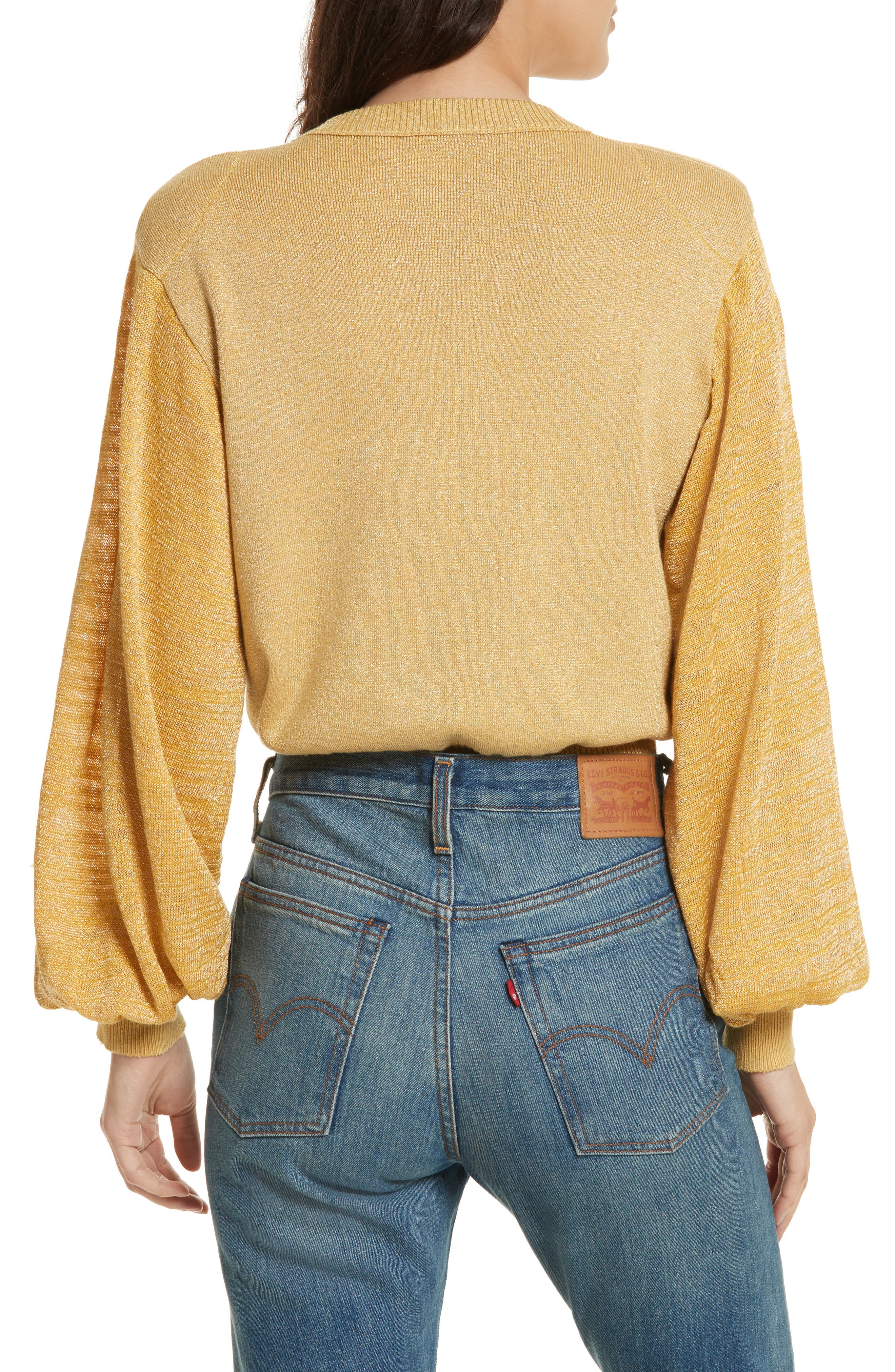 Let it Shine Sweater,                             Alternate thumbnail 5, color,