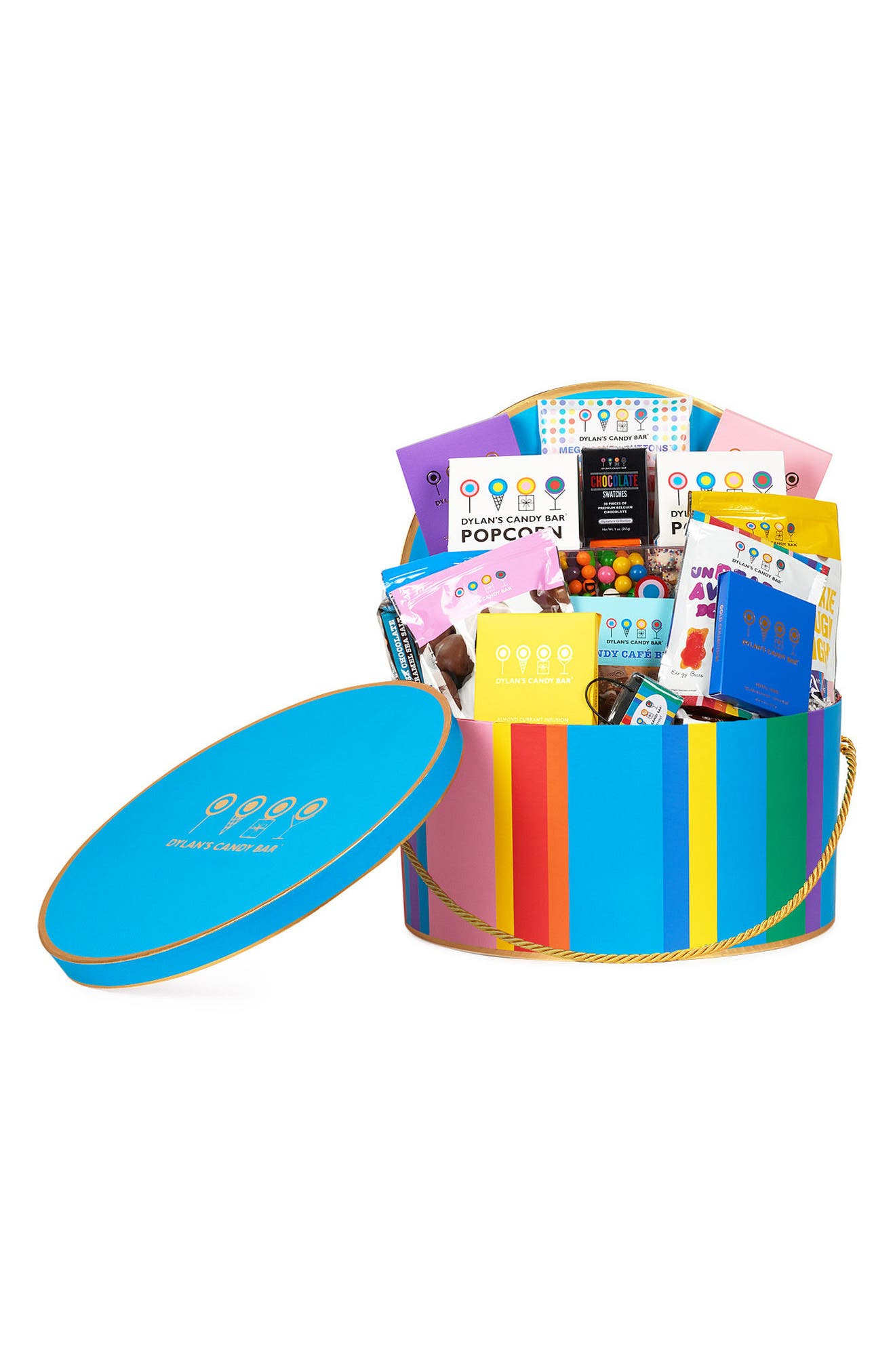 Deluxe Hat Box,                             Main thumbnail 1, color,                             401