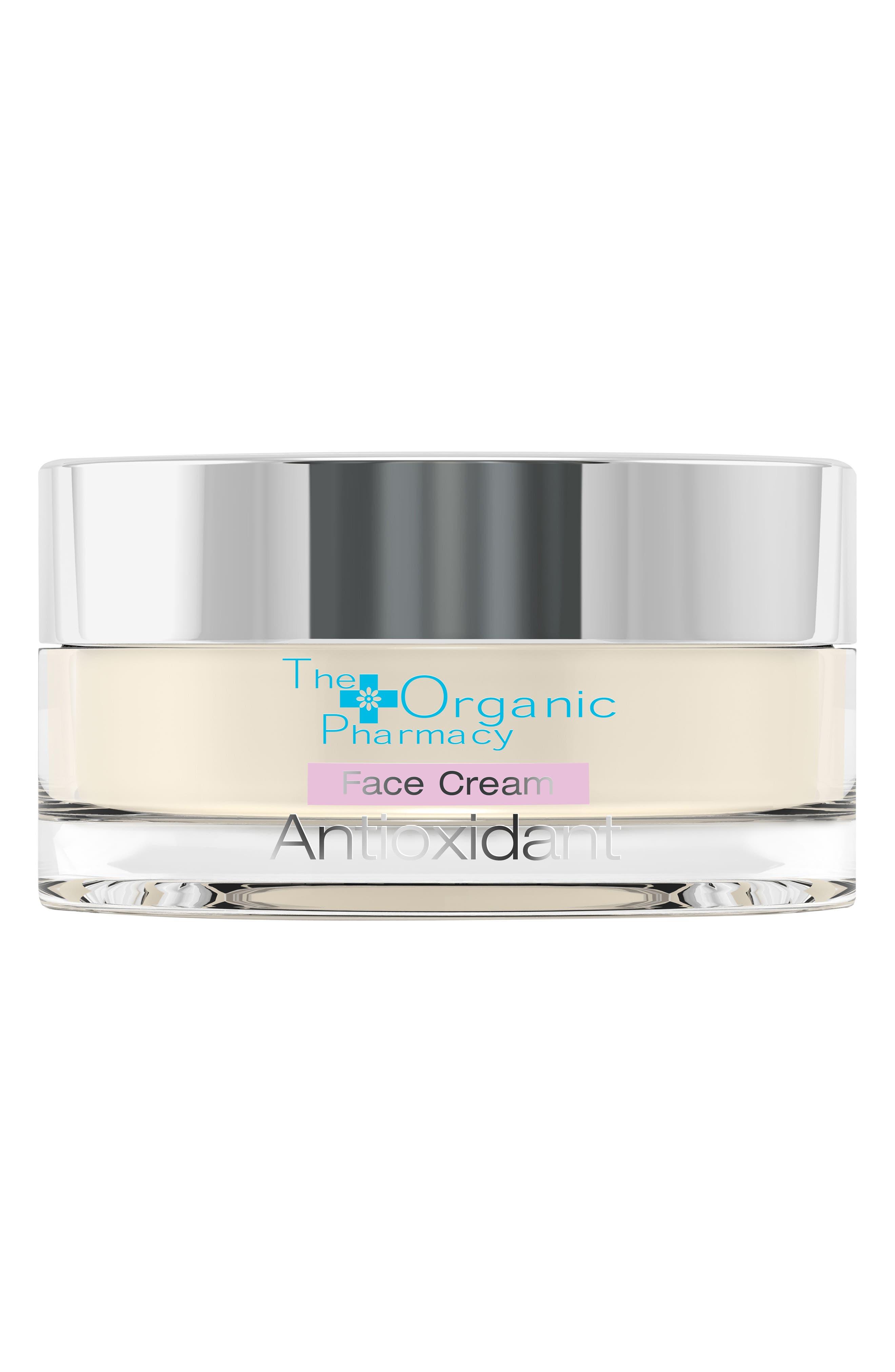 Antioxidant Face Cream,                             Main thumbnail 1, color,                             NO COLOR