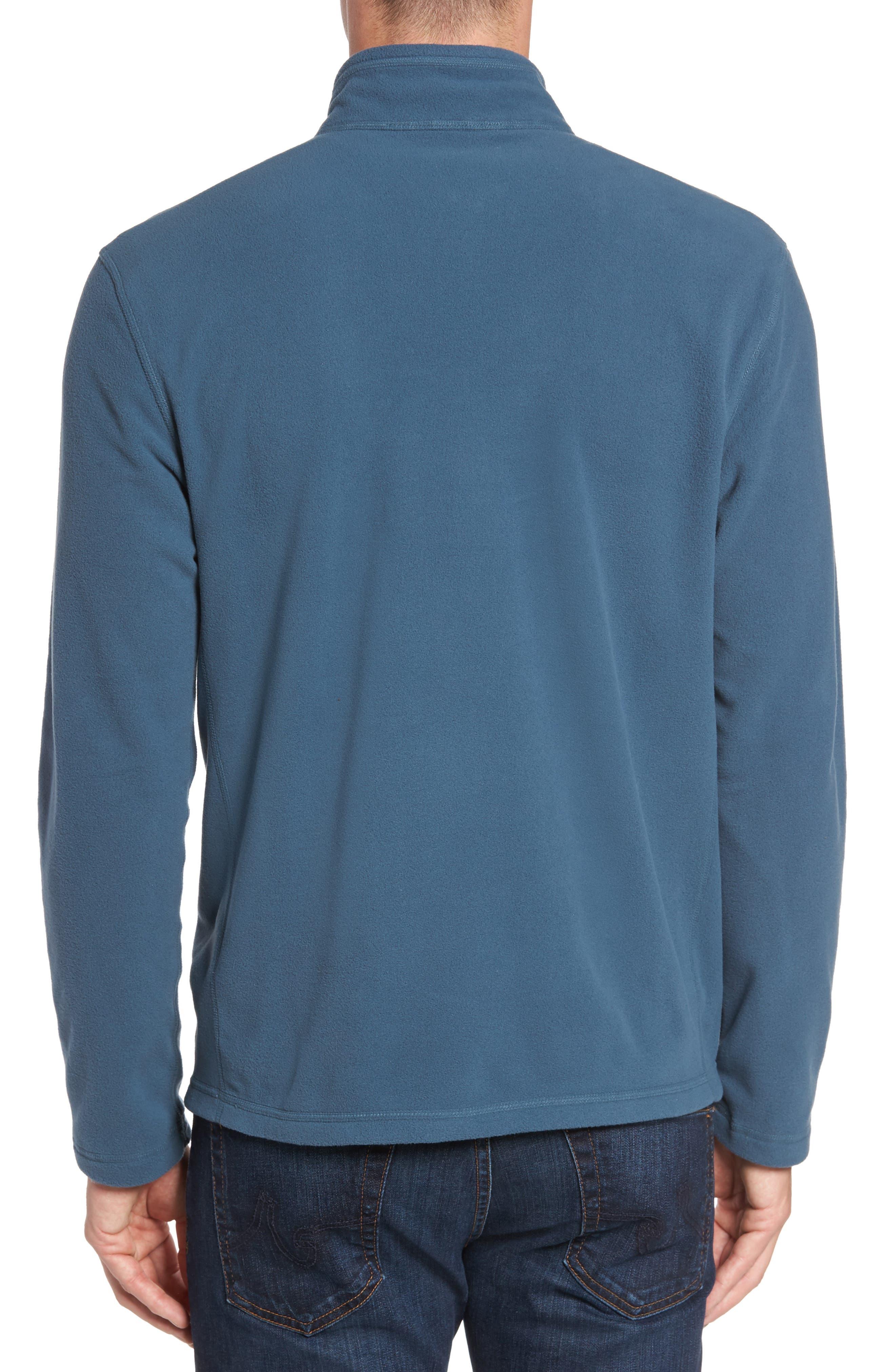 'TKA 100 Glacier' Quarter Zip Fleece Pullover,                             Alternate thumbnail 54, color,